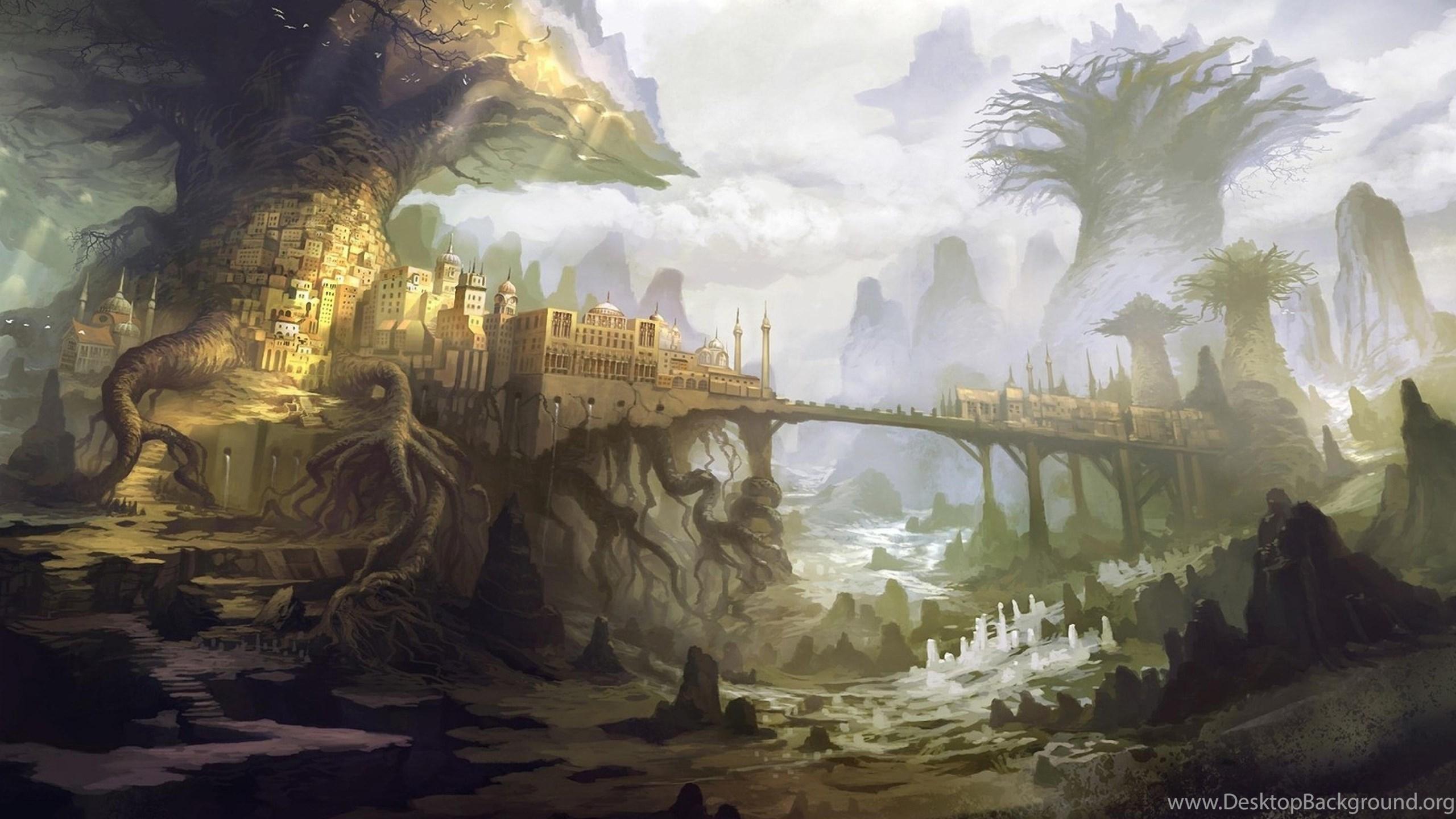 Fantasy World Ipad Wallpaper: Fantasy World Wallpapers Free Kemecer.com Desktop Background