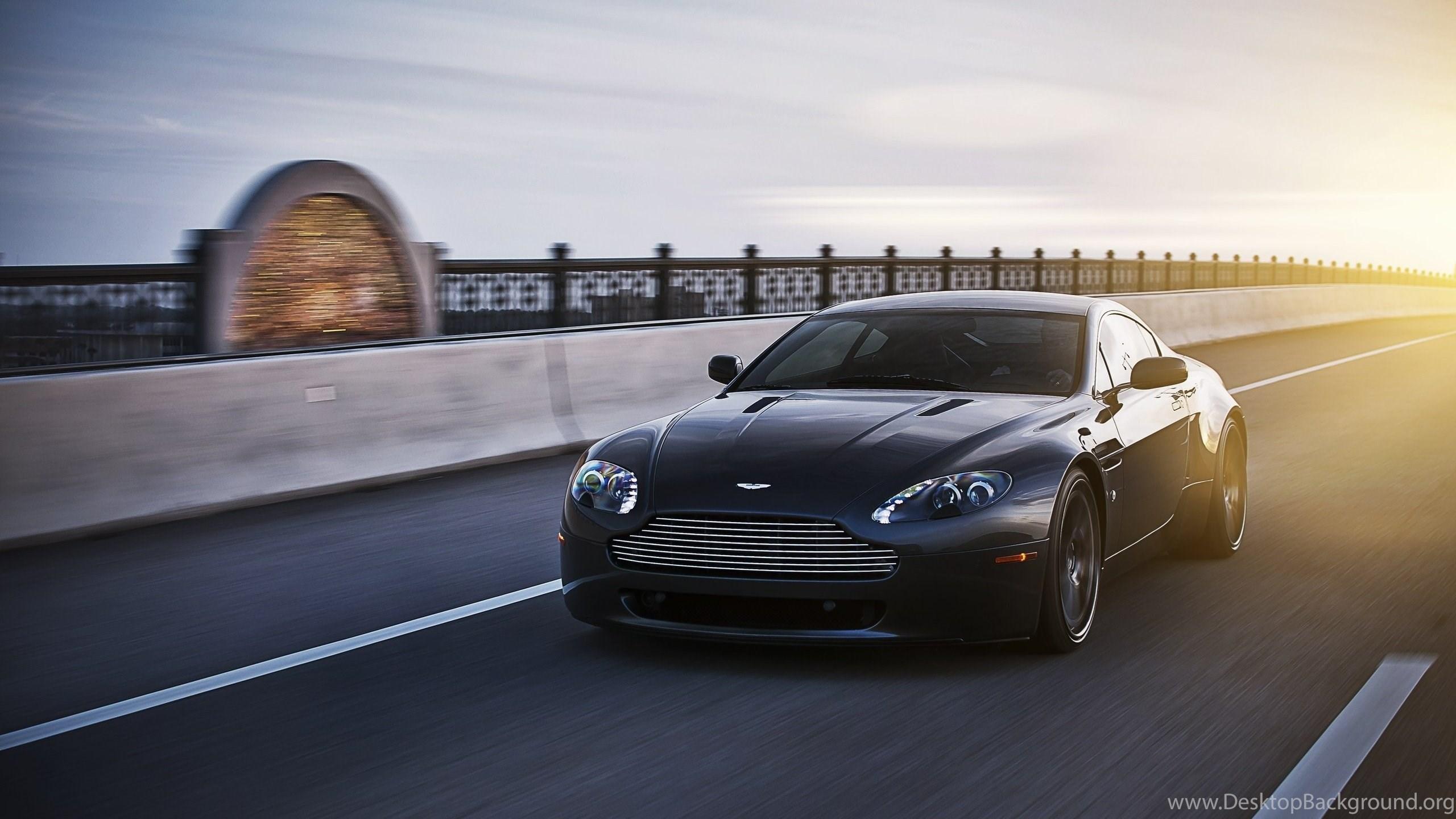 Black Aston Martin Dbs Wallpapers Desktop Background