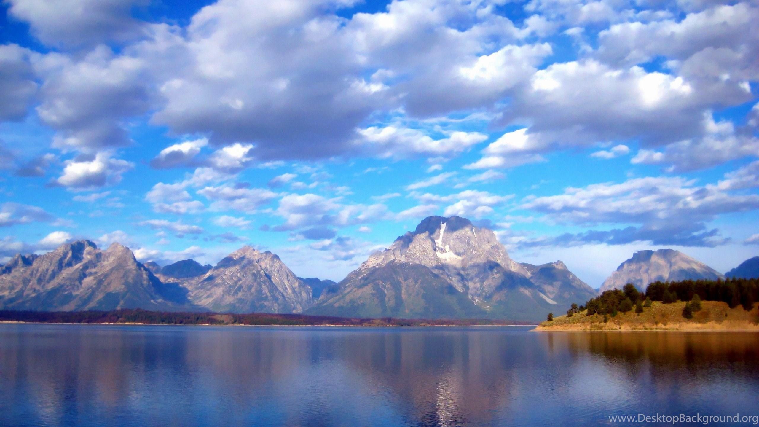 Wyoming Grand Teton National Park Wallpapers Desktop Background