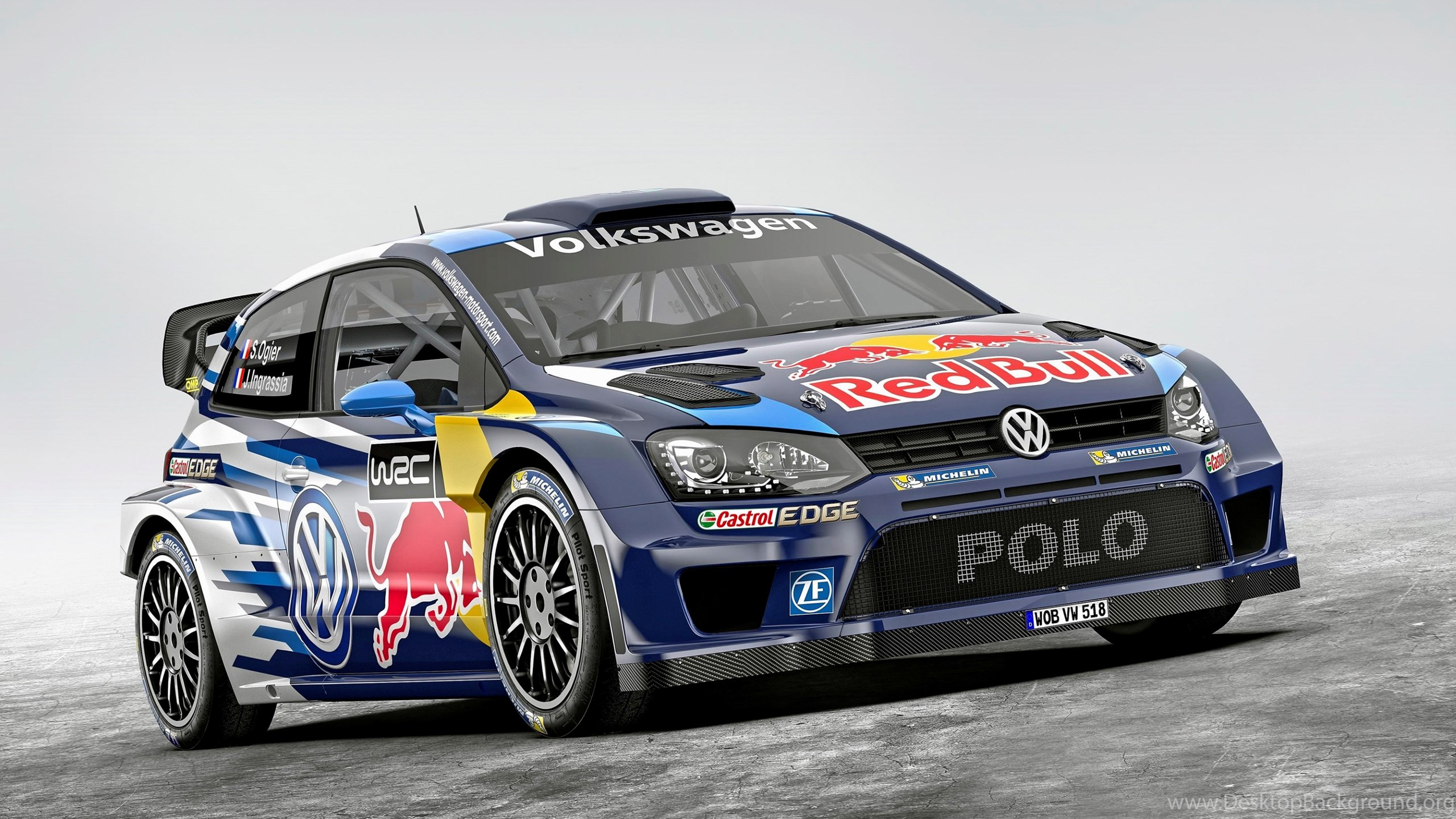 Volkswagen Polo Wallpapers Hd Desktop Background