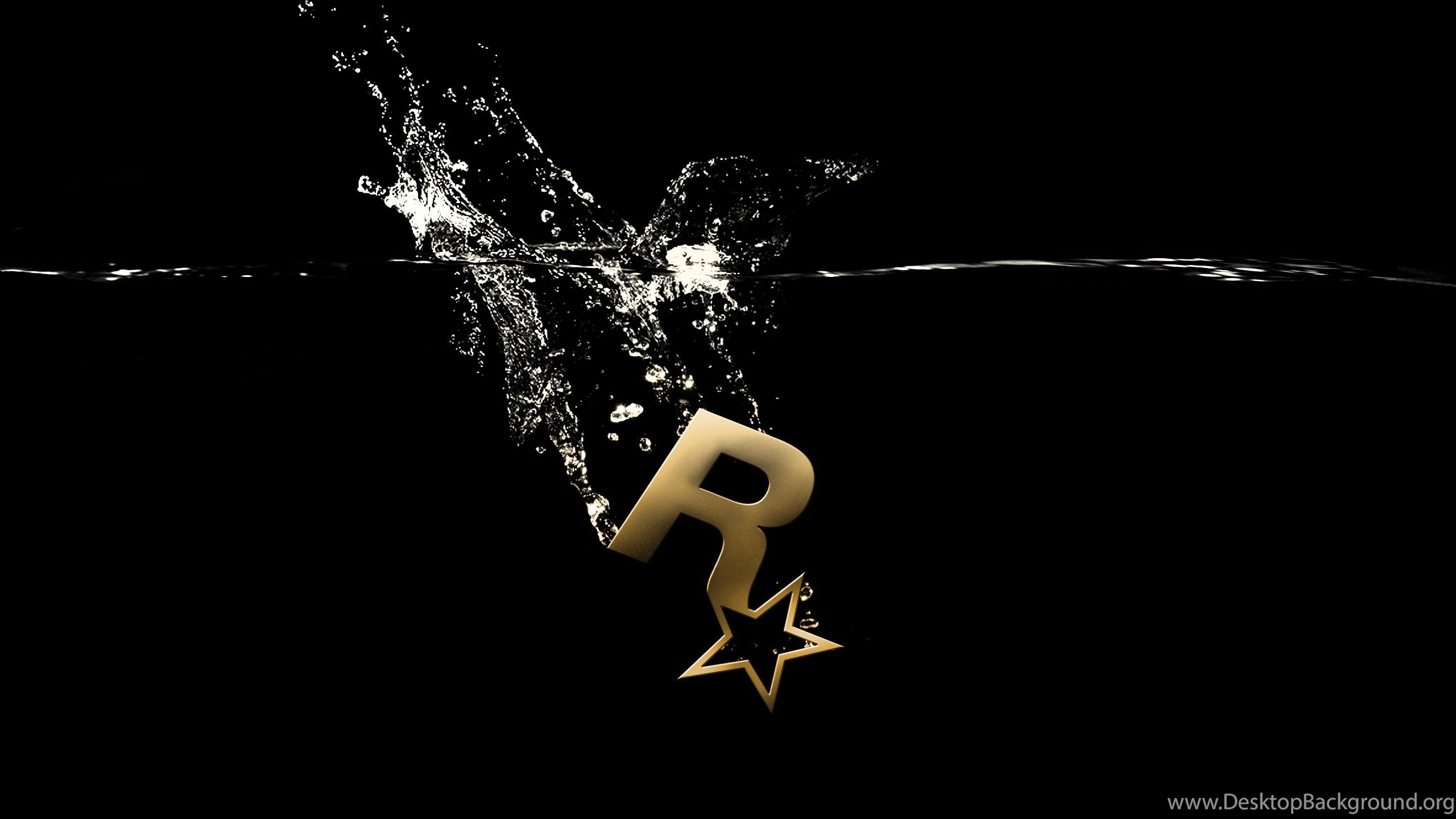 rockstar games logo wallpapers desktop background