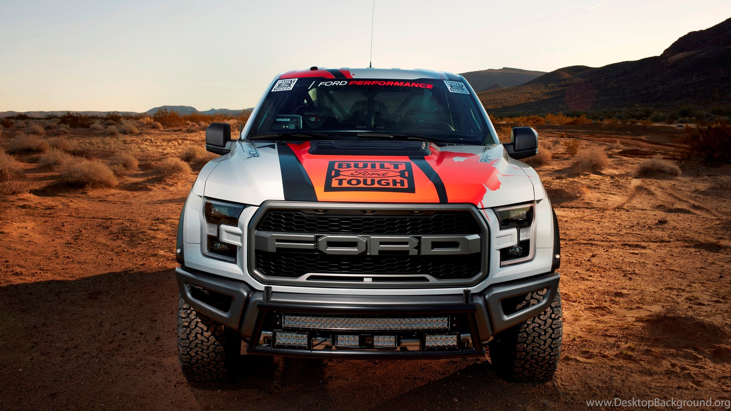 Ford F 150 Raptor Race Truck Wallpapers Hd Free Desktop Backgrounds