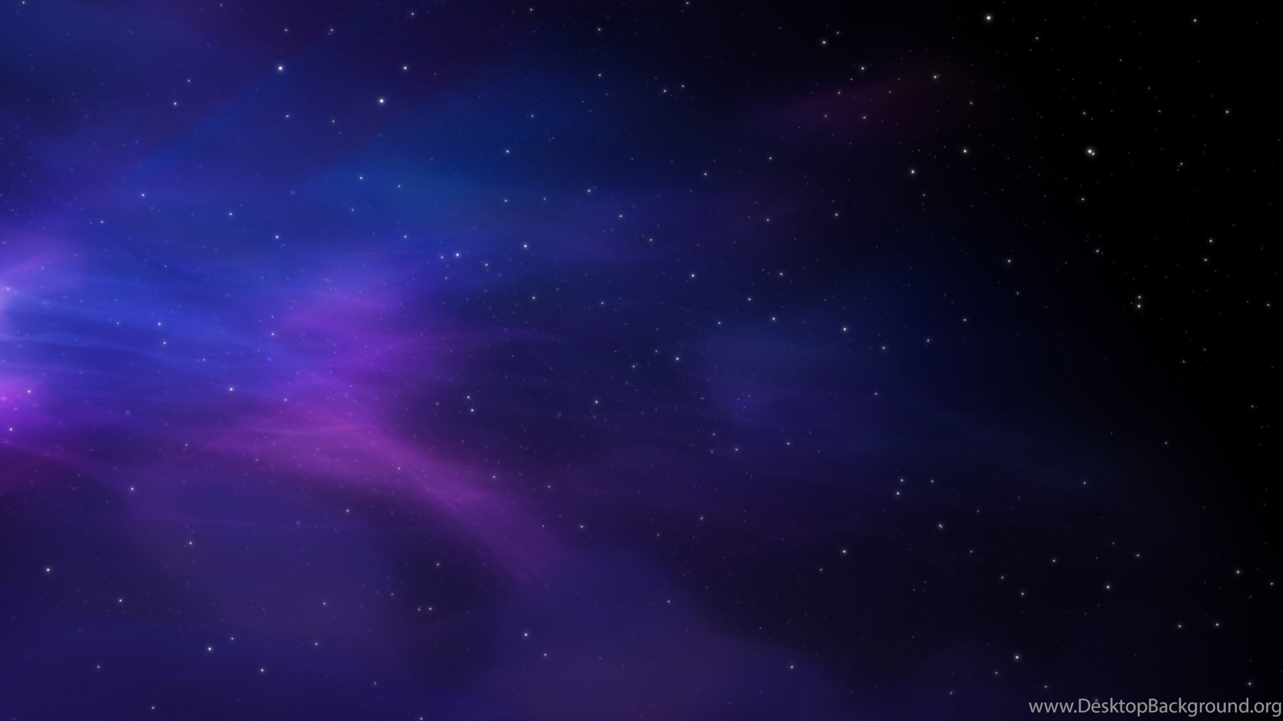 Download Space Colors Blue Purple Stars Wallpapers ...