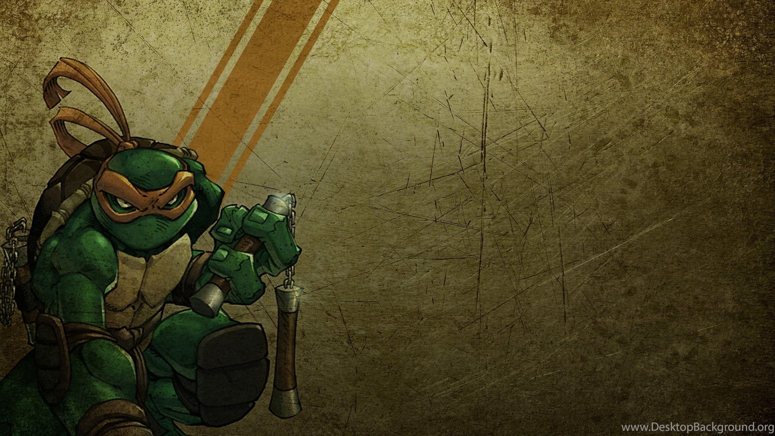 Michelangelo Teenage Mutant Ninja Turtles Wallpapers Full HD