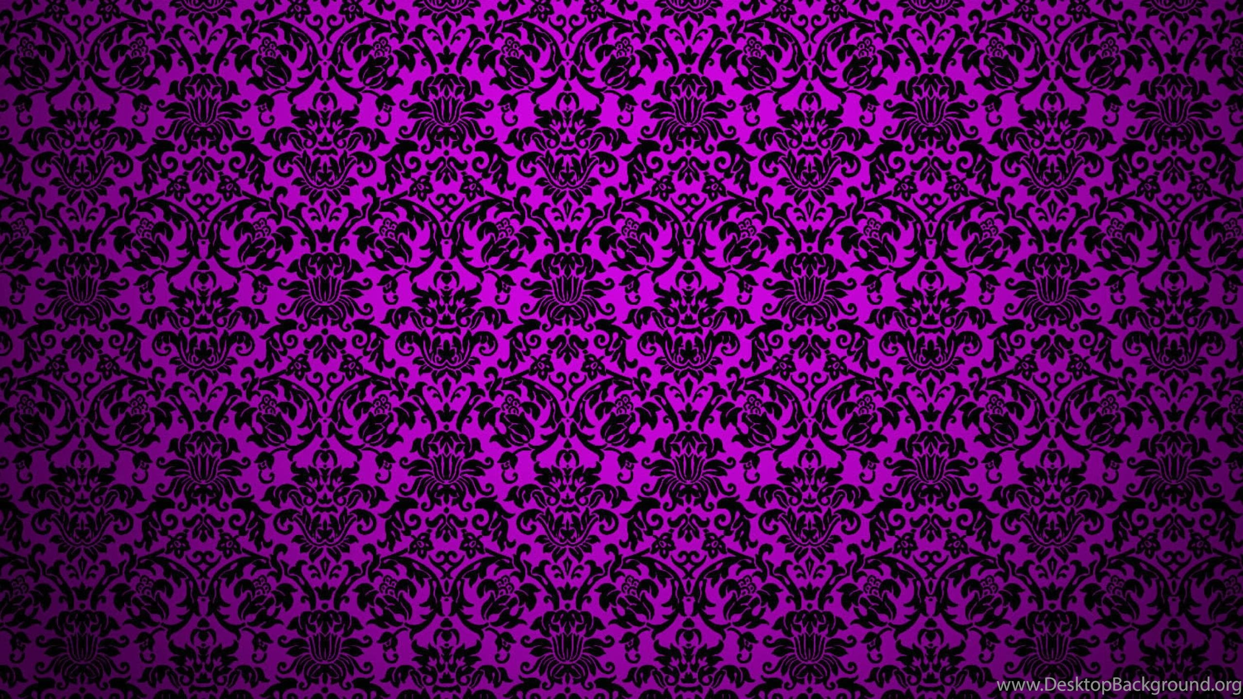 Wallpapers Vintage Purple Pattern Abstract My Hd 2560x2048