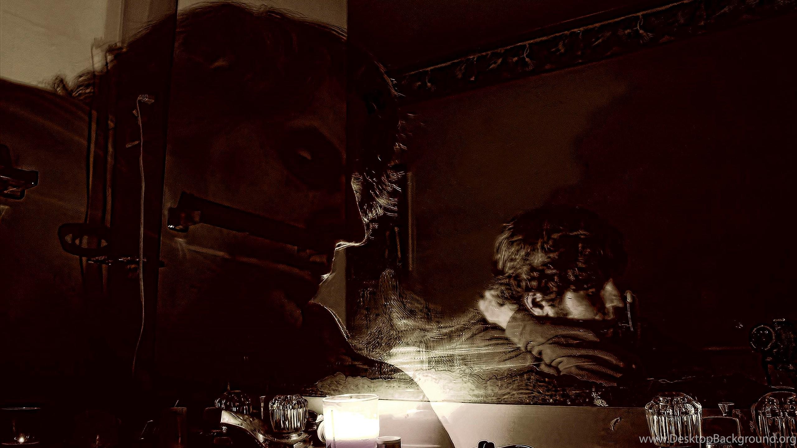 maroon mirror wallpapers from dark wallpapers desktop background