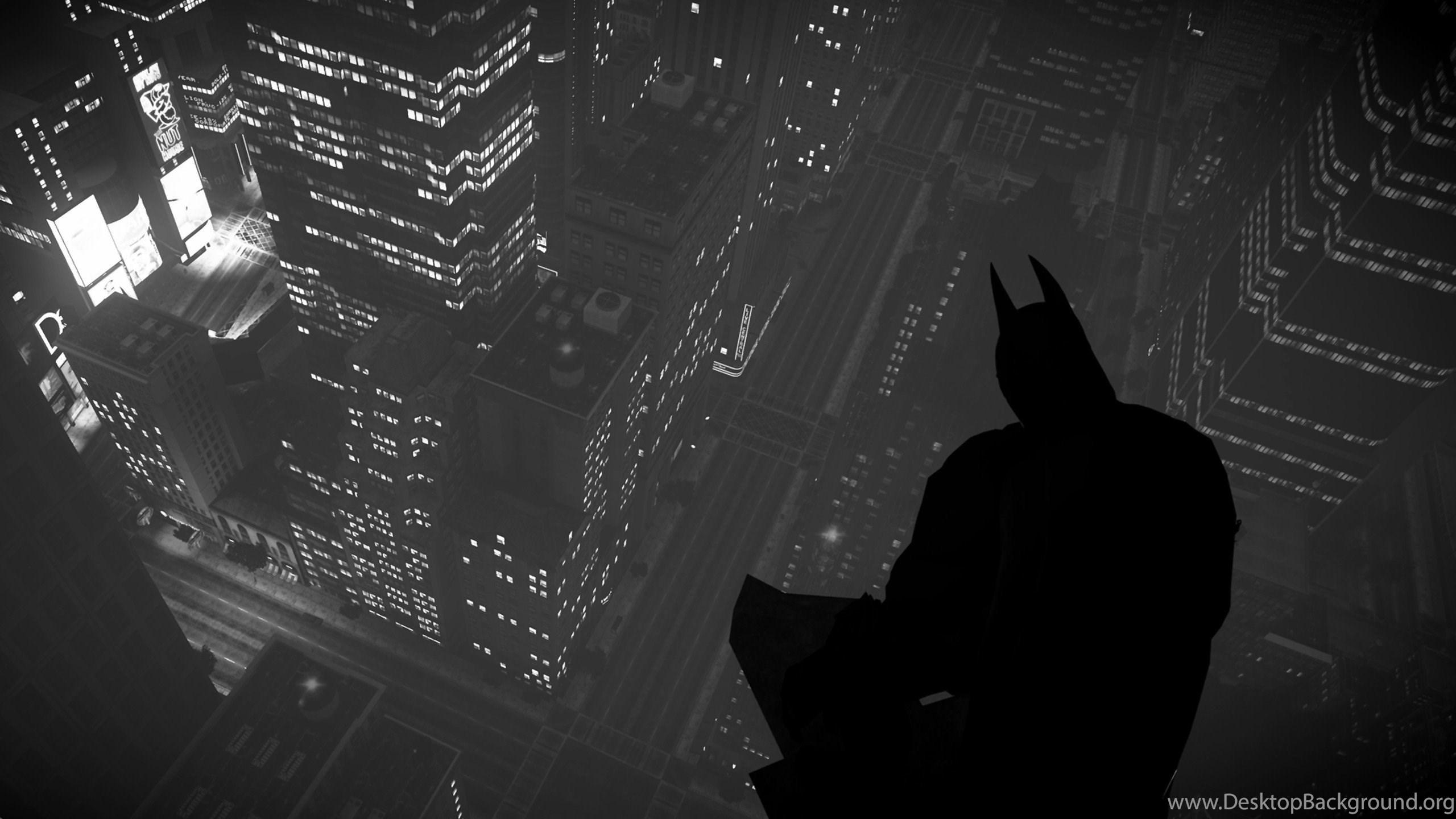 Batman Silhouette The Dark Knight Rises Wallpapers Desktop