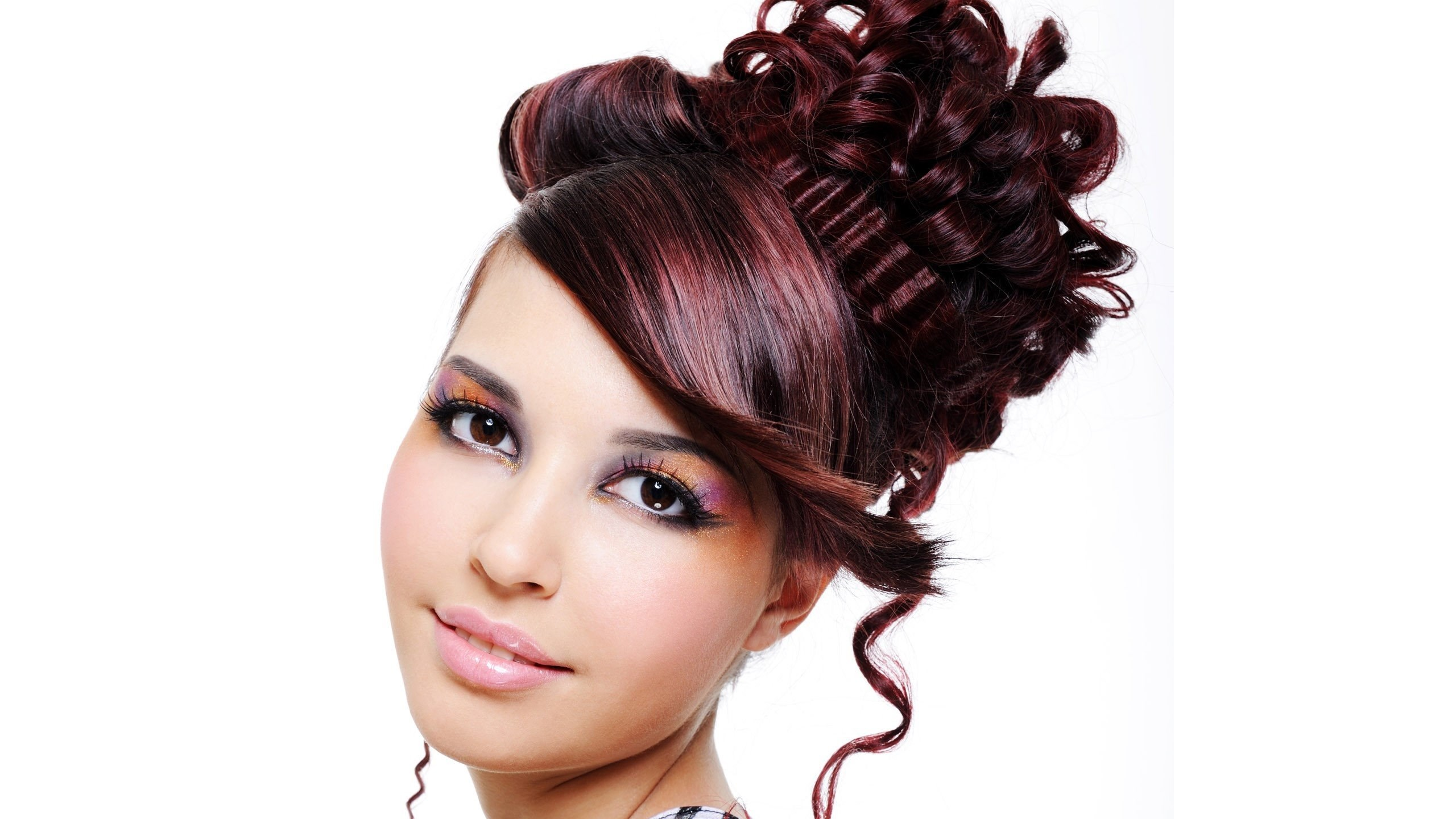 Free Wallpapers Free Photography Wallpapers Women Hairstyle 1