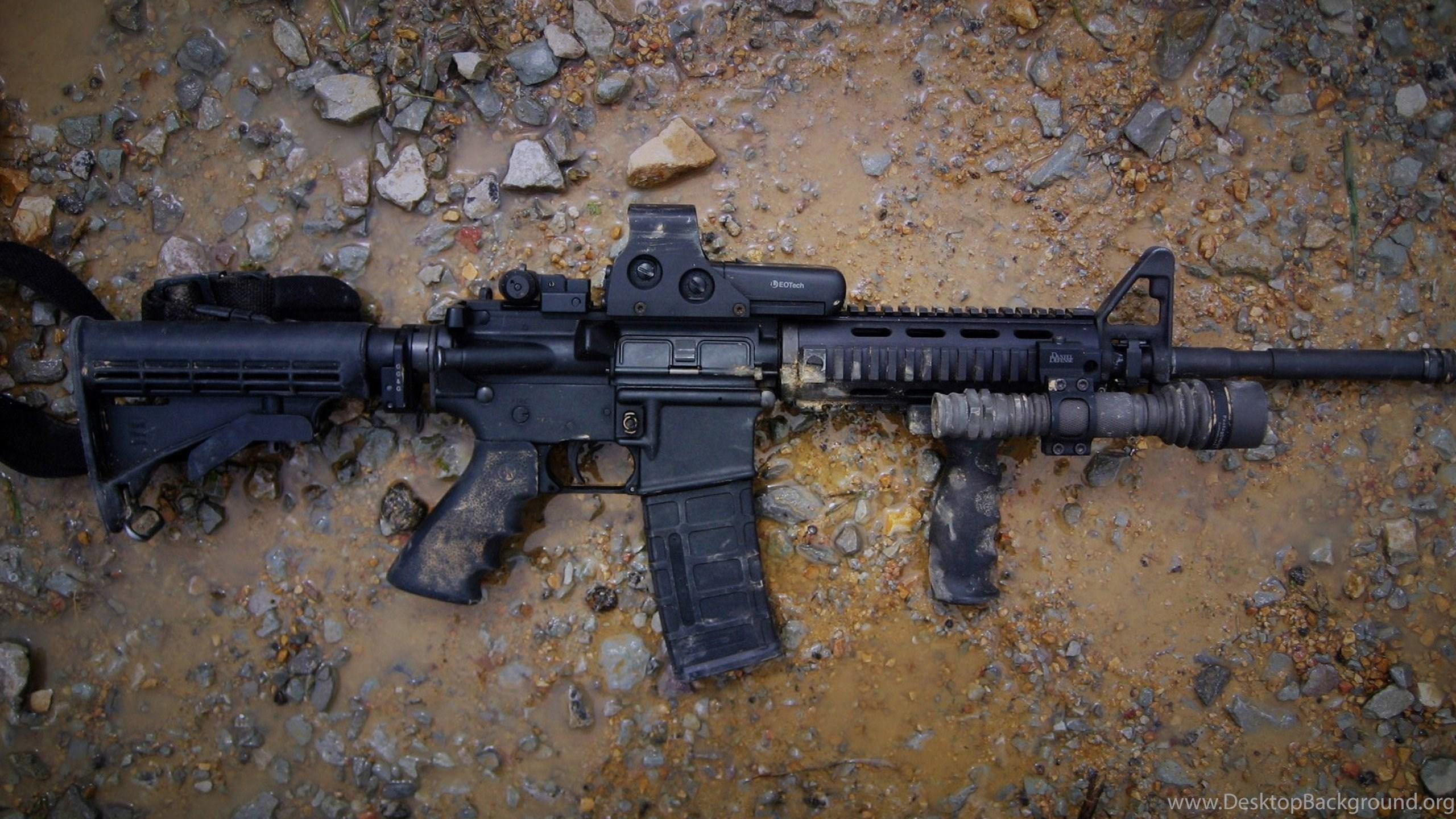 AR 15 Rifle Wallpapers 02 HD Wallpapers Downloads Desktop Background