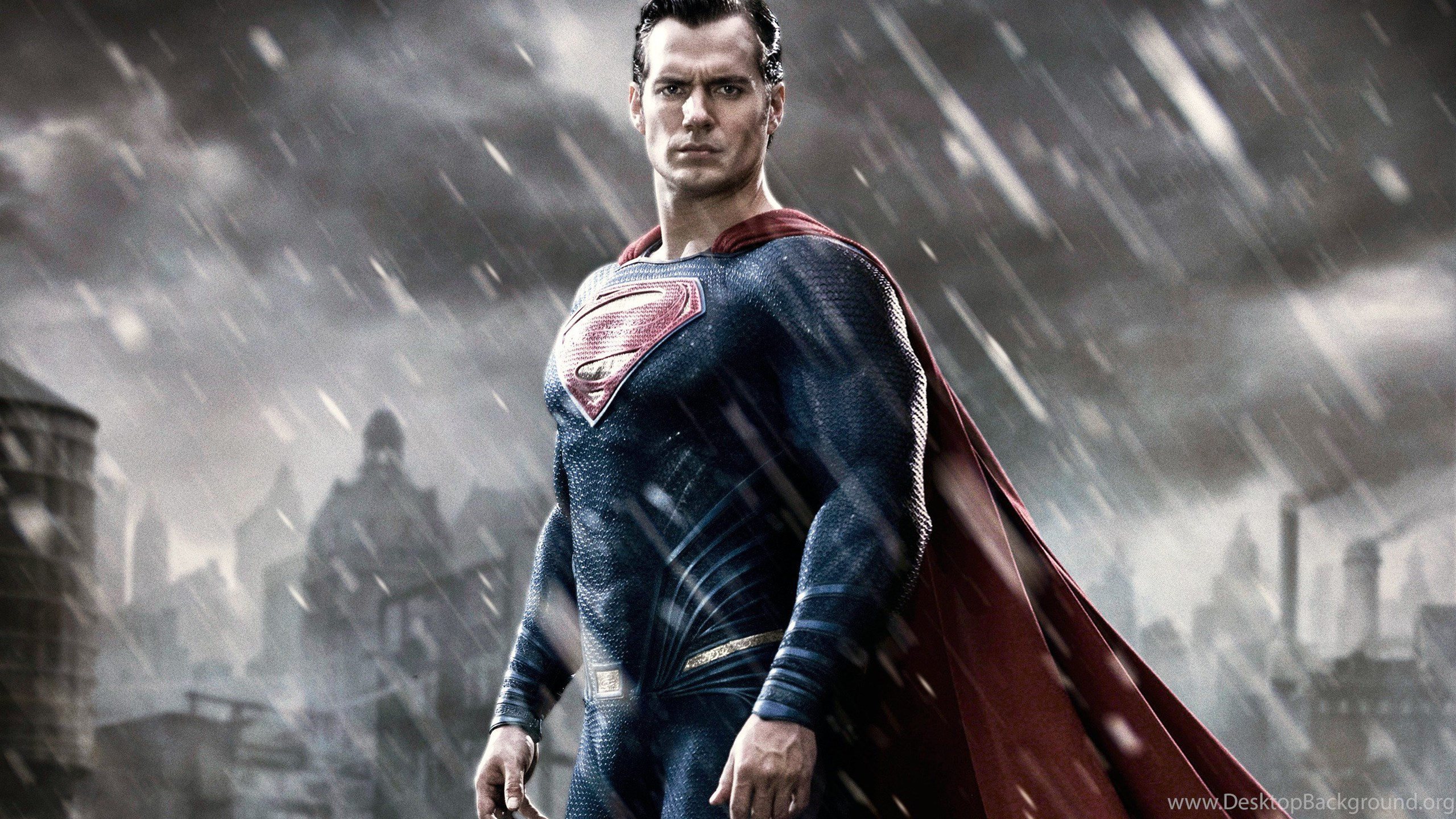 download superman in batman vs superman movie hd wallpapers in