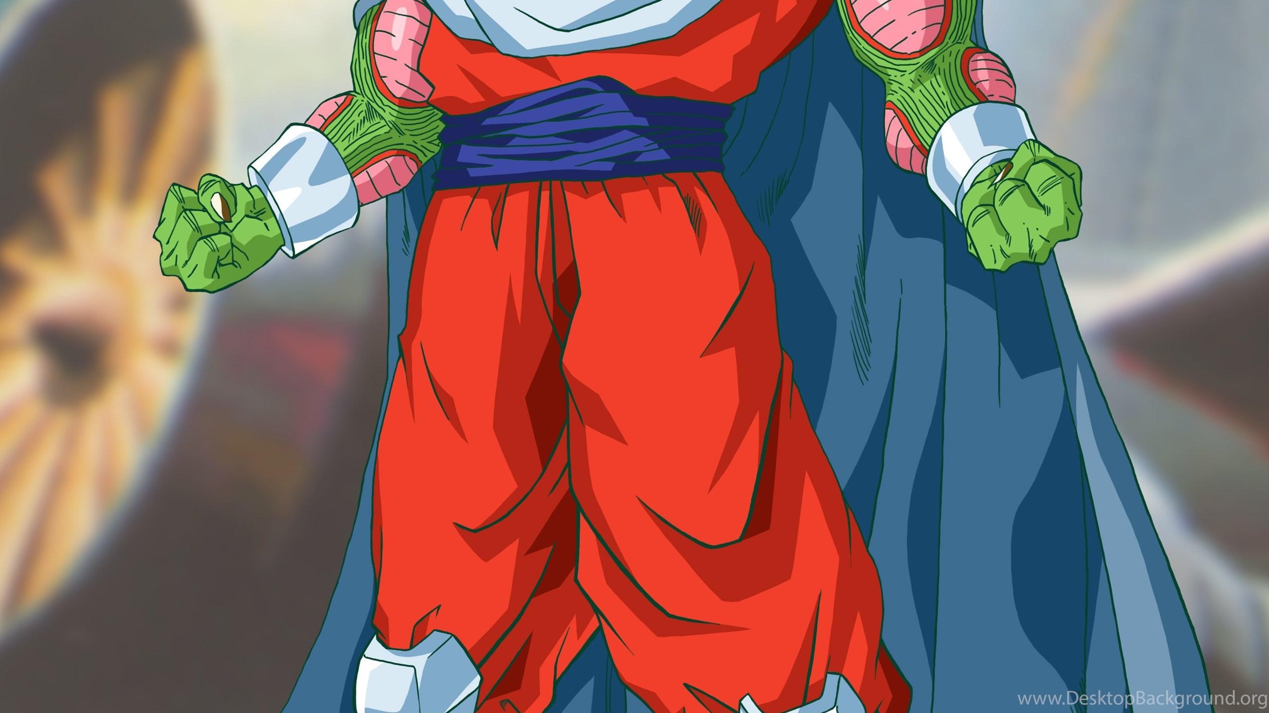 Piccolo Dragon Ball Z M Bison Wallpapers Desktop Background