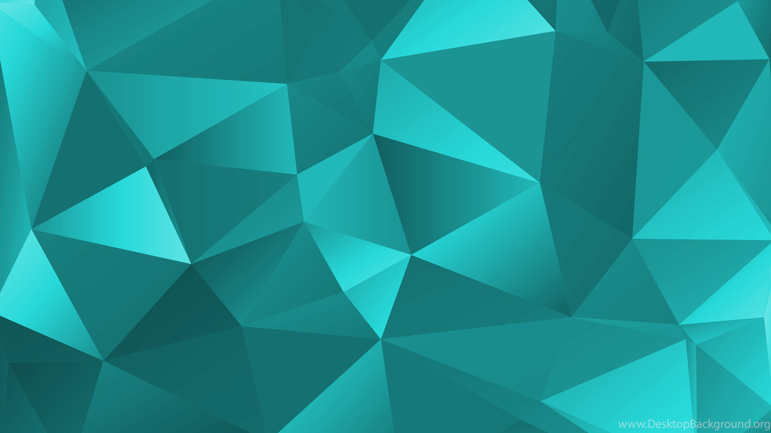 Purple Polygonal Abstract Background: Turquoise Polygon Backgrounds Texturezine Desktop Background
