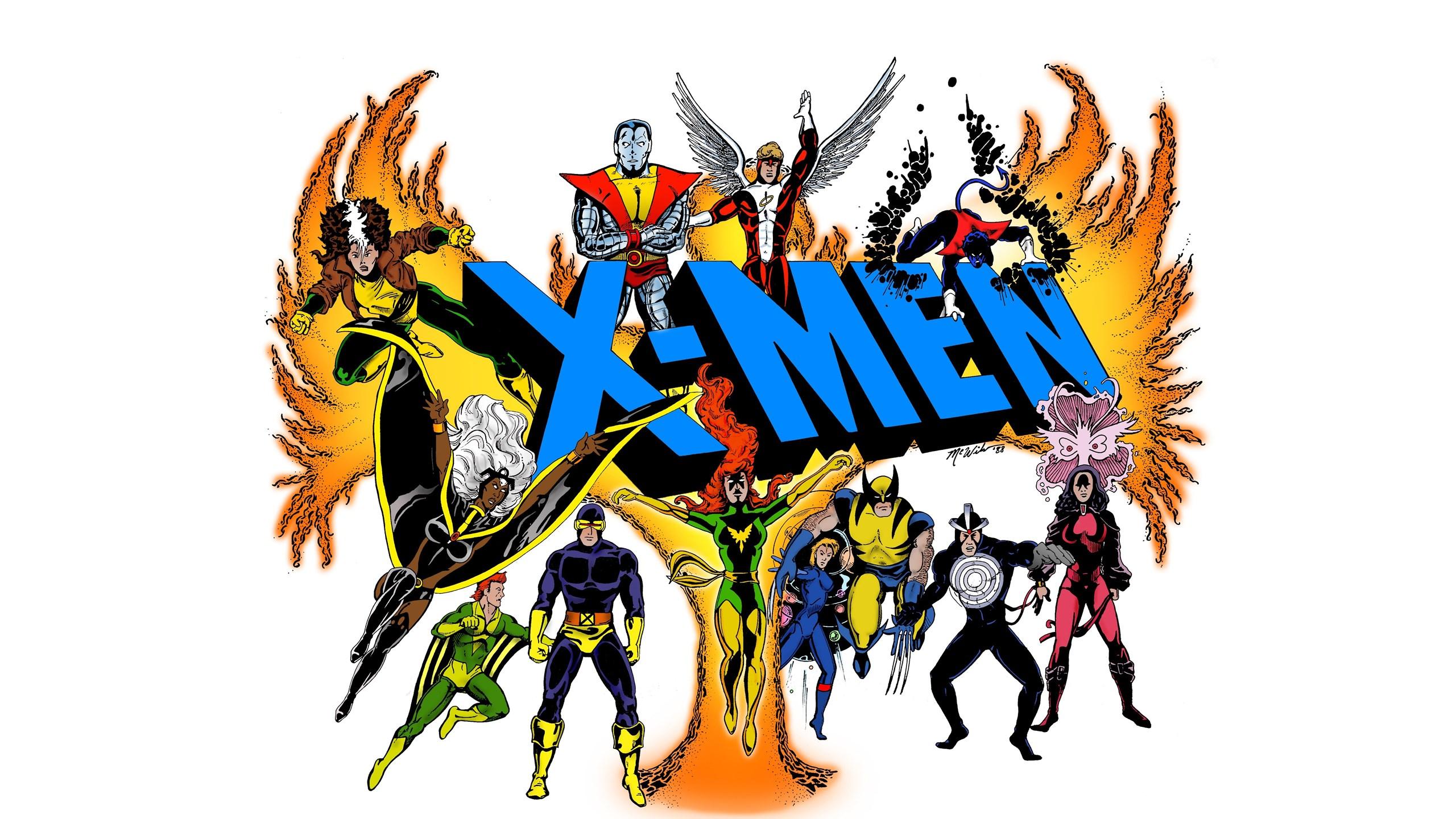 51 Phoenix X Men Hd Wallpapers Desktop Background