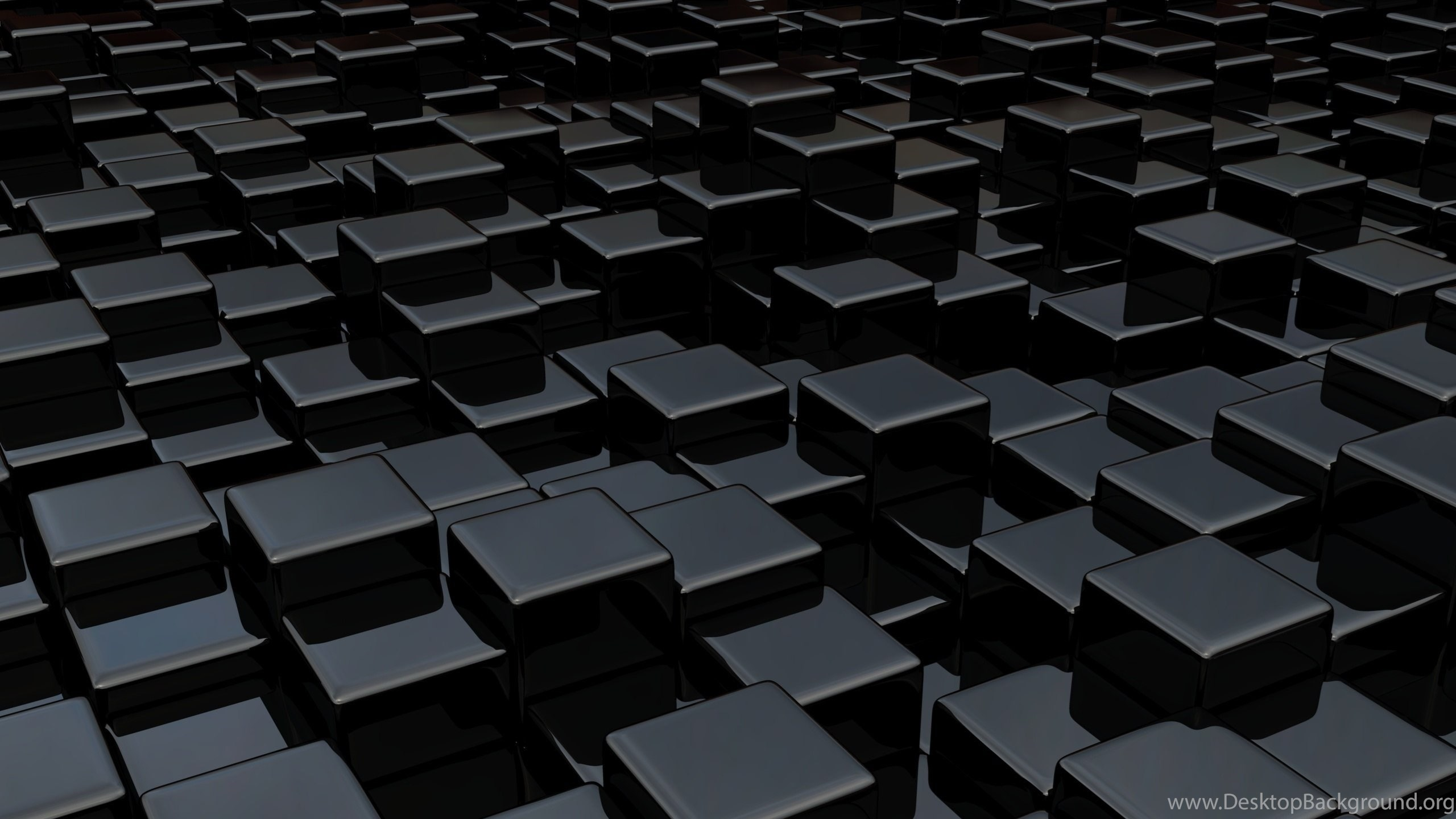 Black Cube World Wallpapers In 2560x1600 Screen Resolution