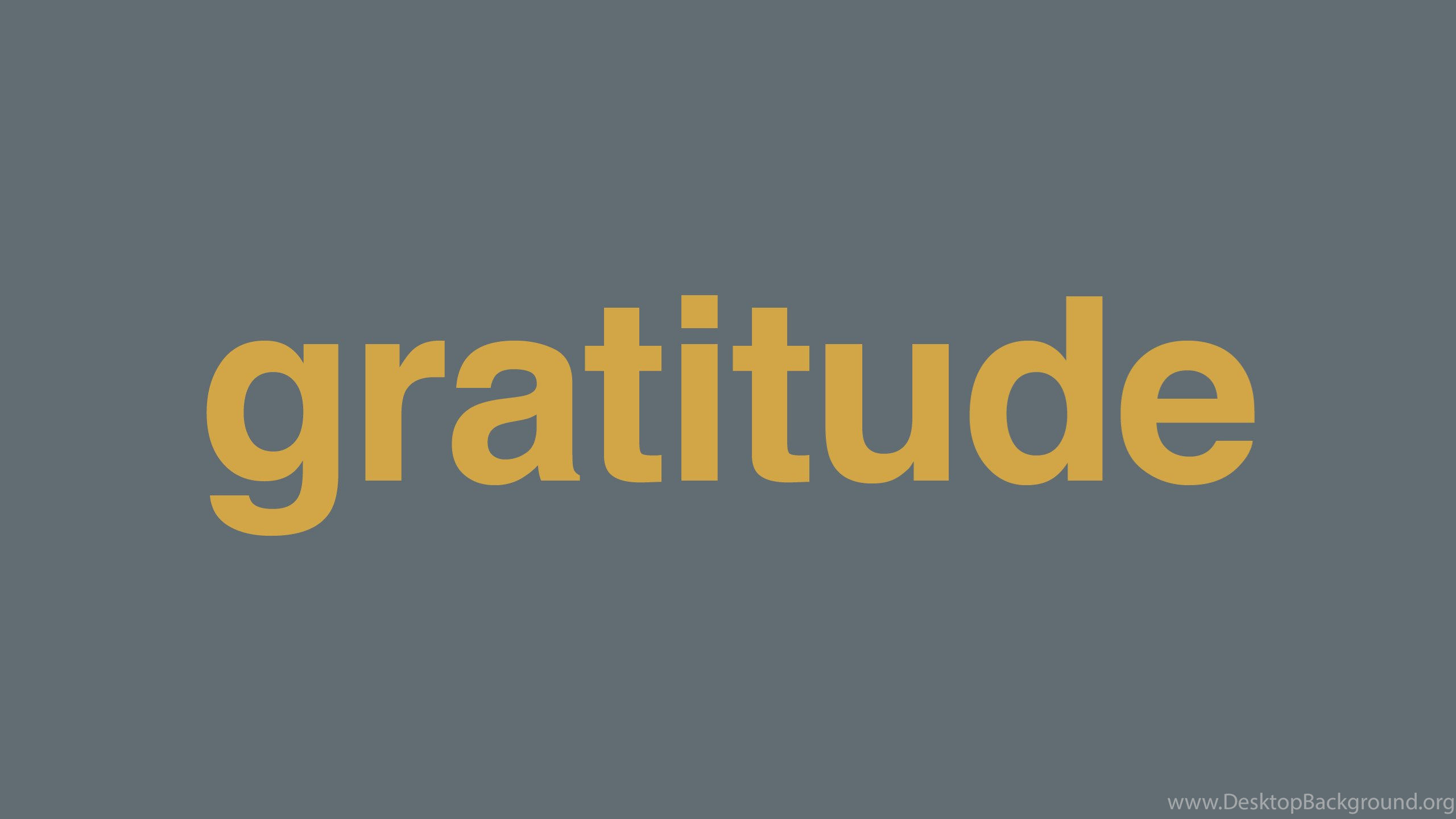 Gratitude Wallpapers Wallpapers Cave Desktop Background