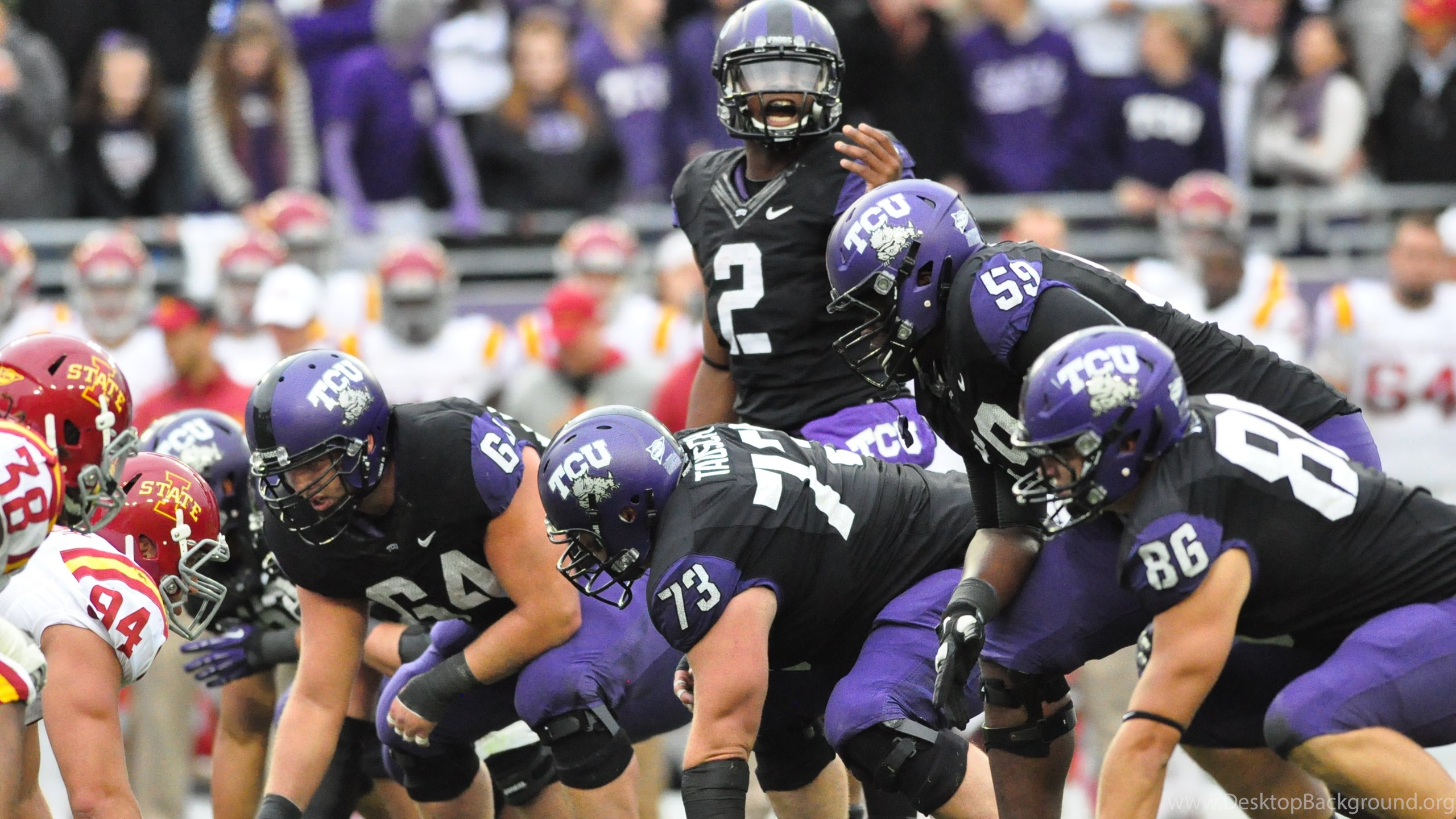 The 2010 TCU Horned Frogs football team represented Texas Christian University TCU in the 2010 NCAA Division I FBS football season The team was coached by tenth