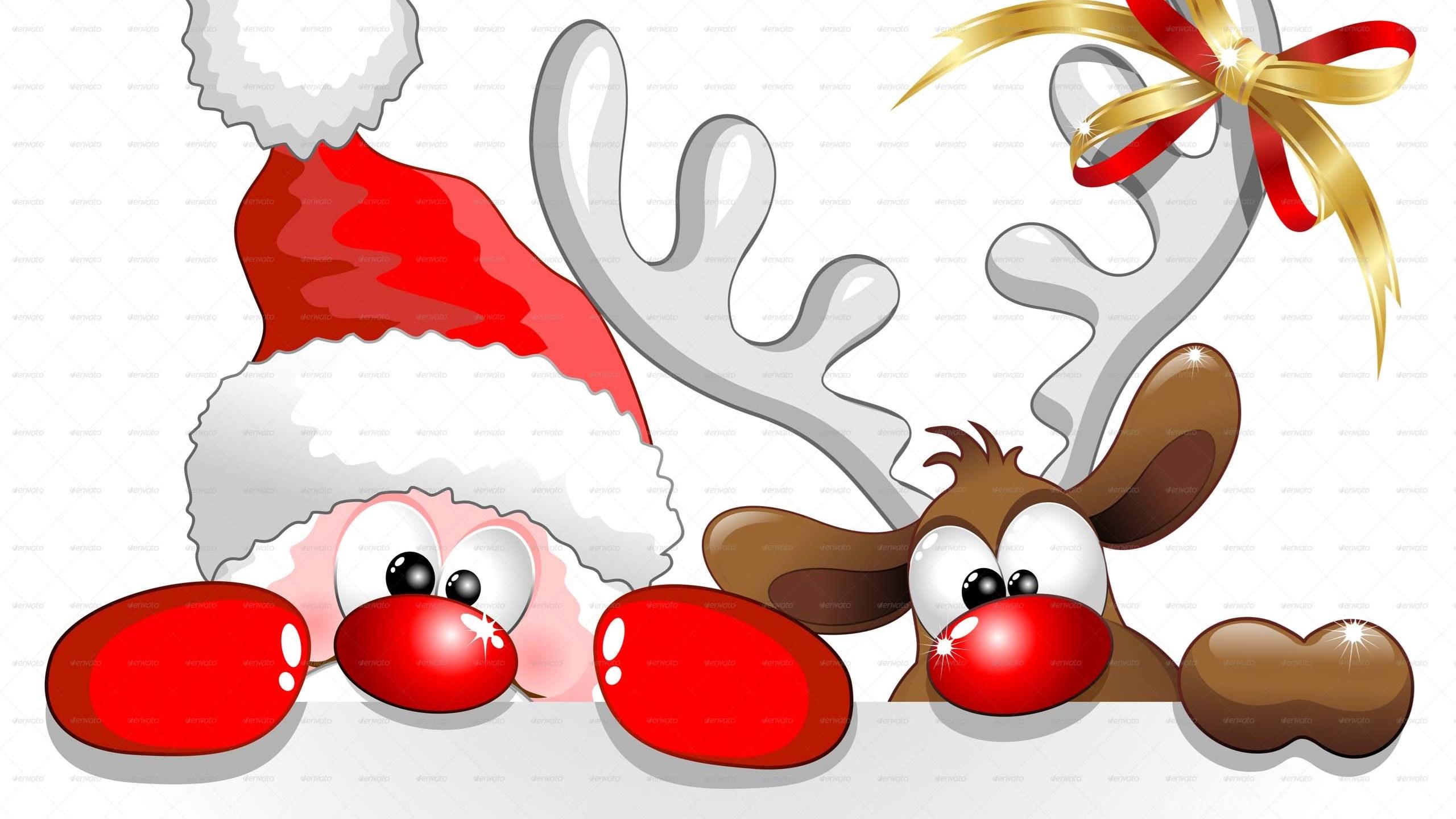 Christmas Cartoon Photos HD Wallpapers Act Desktop Background