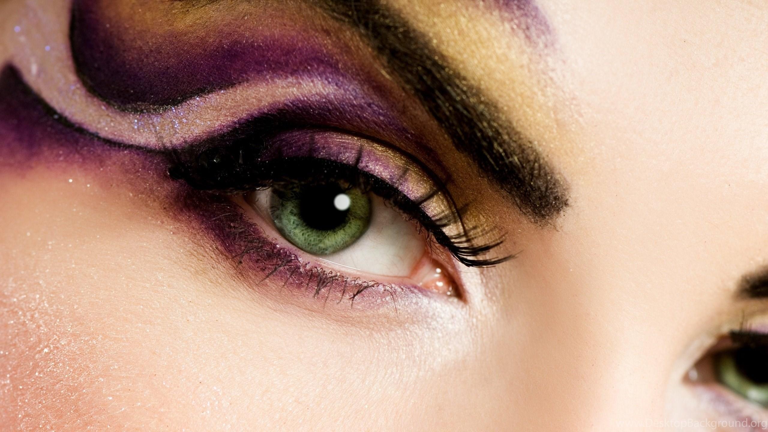 Hd wallpaper eyes - Netbook