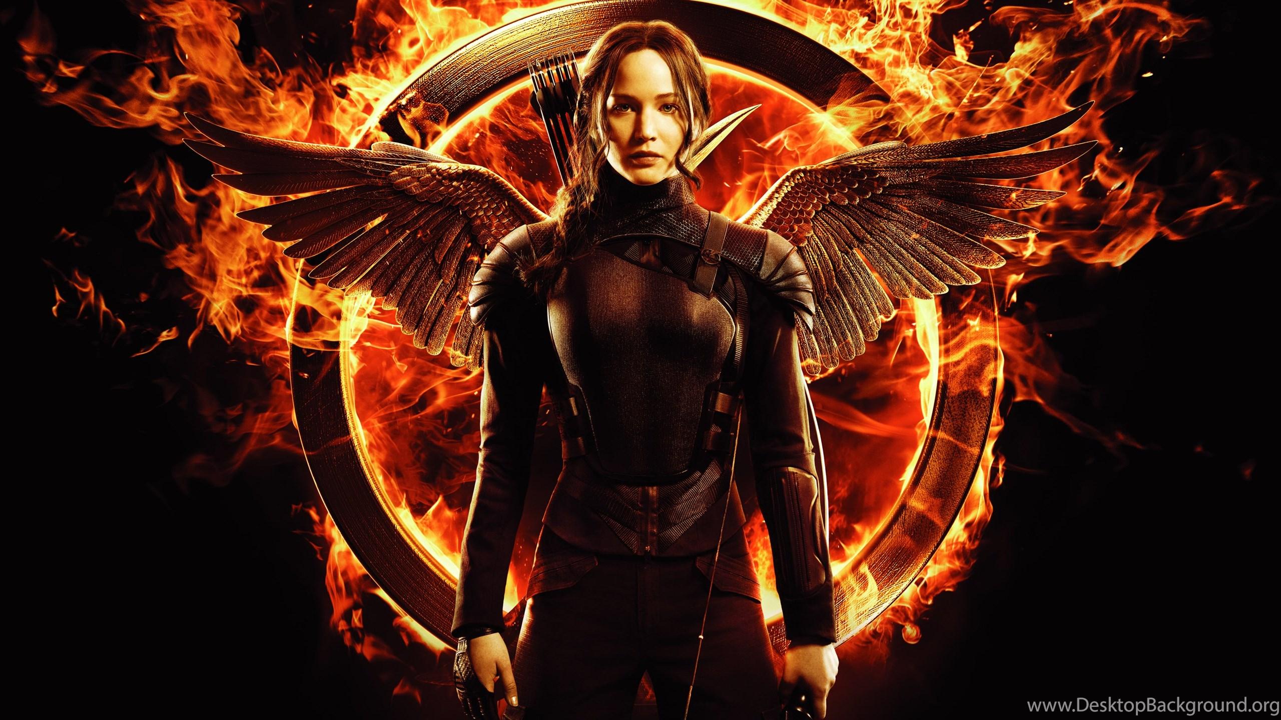 High Resolution Gaming Wallpapers: High Resolution Katniss Everdeen Hunger Games Desktop