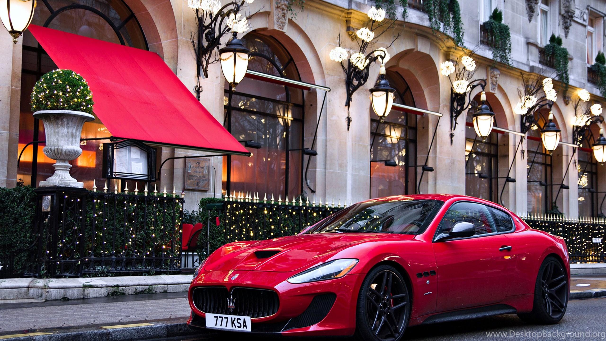 28 Maserati Hd Wallpapers Desktop Background