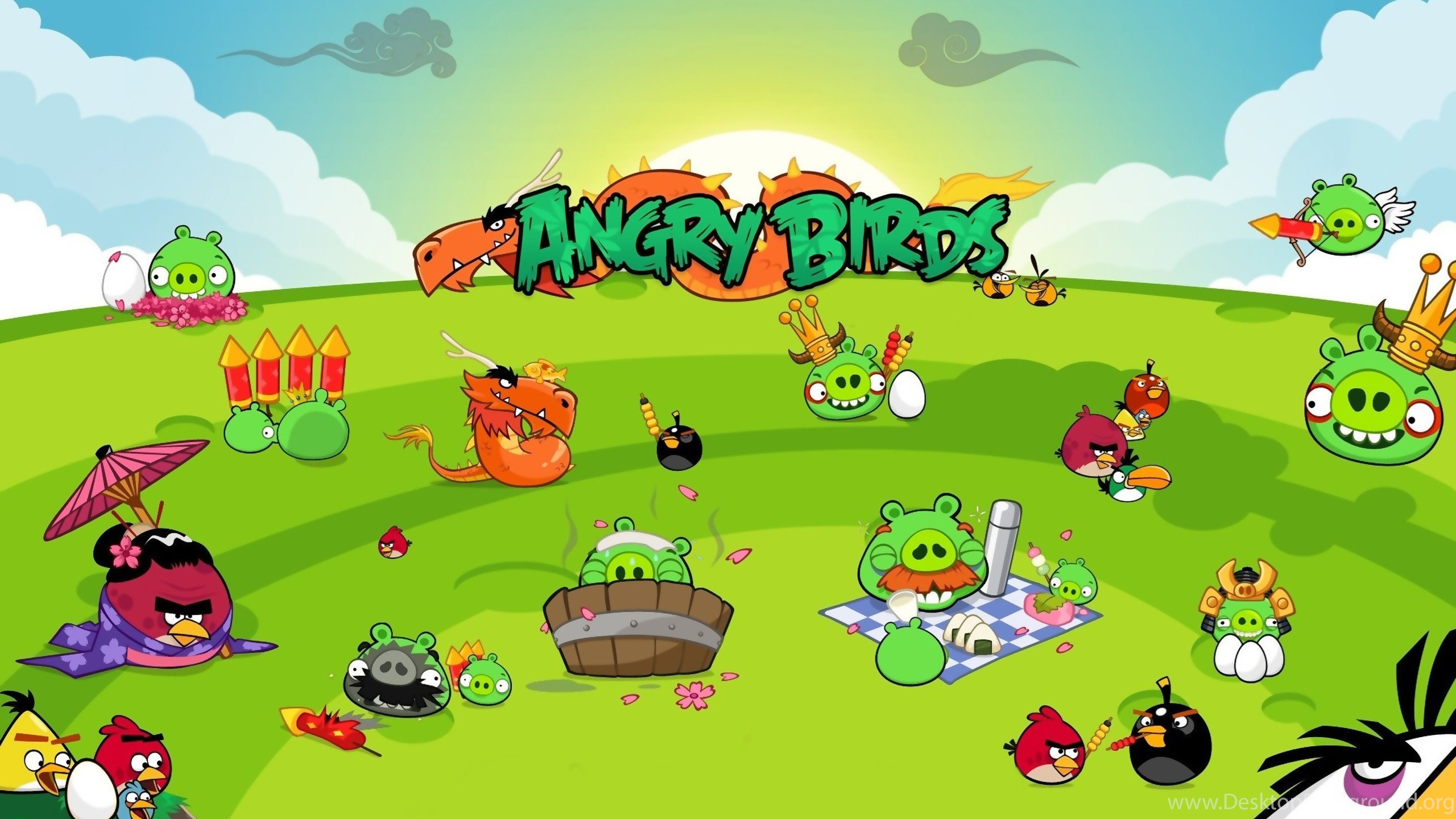 angry birds : desktop and mobile wallpapers : wallippo desktop