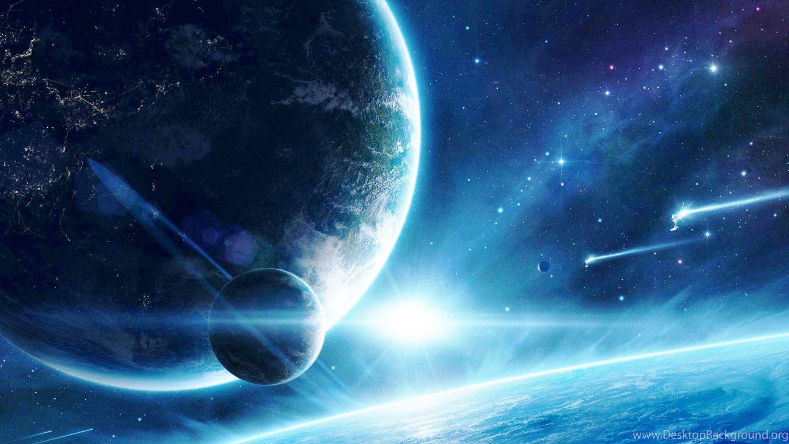 Real space wallpapers desktop for widescreen wallpapers - Real space desktop backgrounds ...