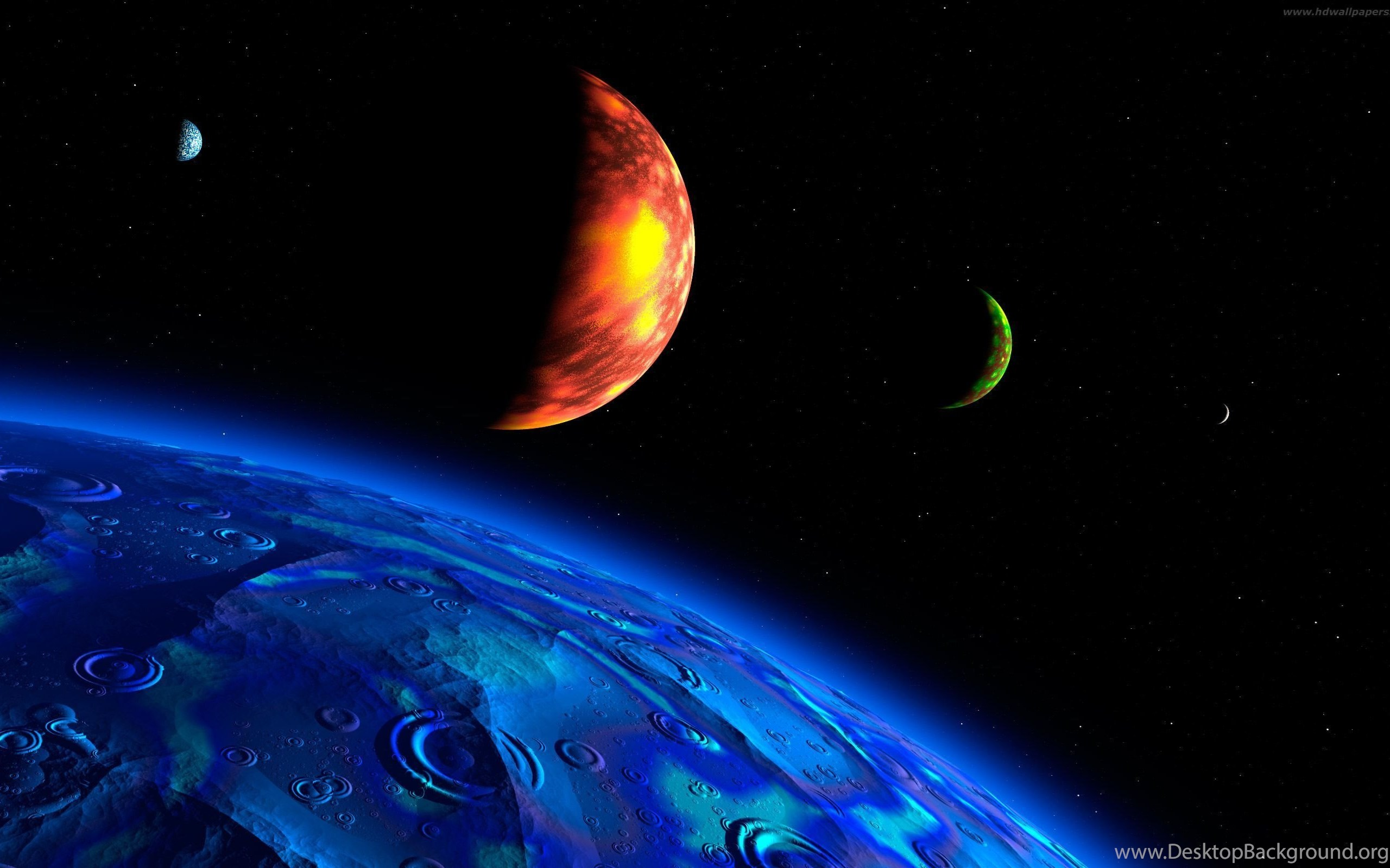 Real Space HD Desktop Wallpapers Page 2 Pics About