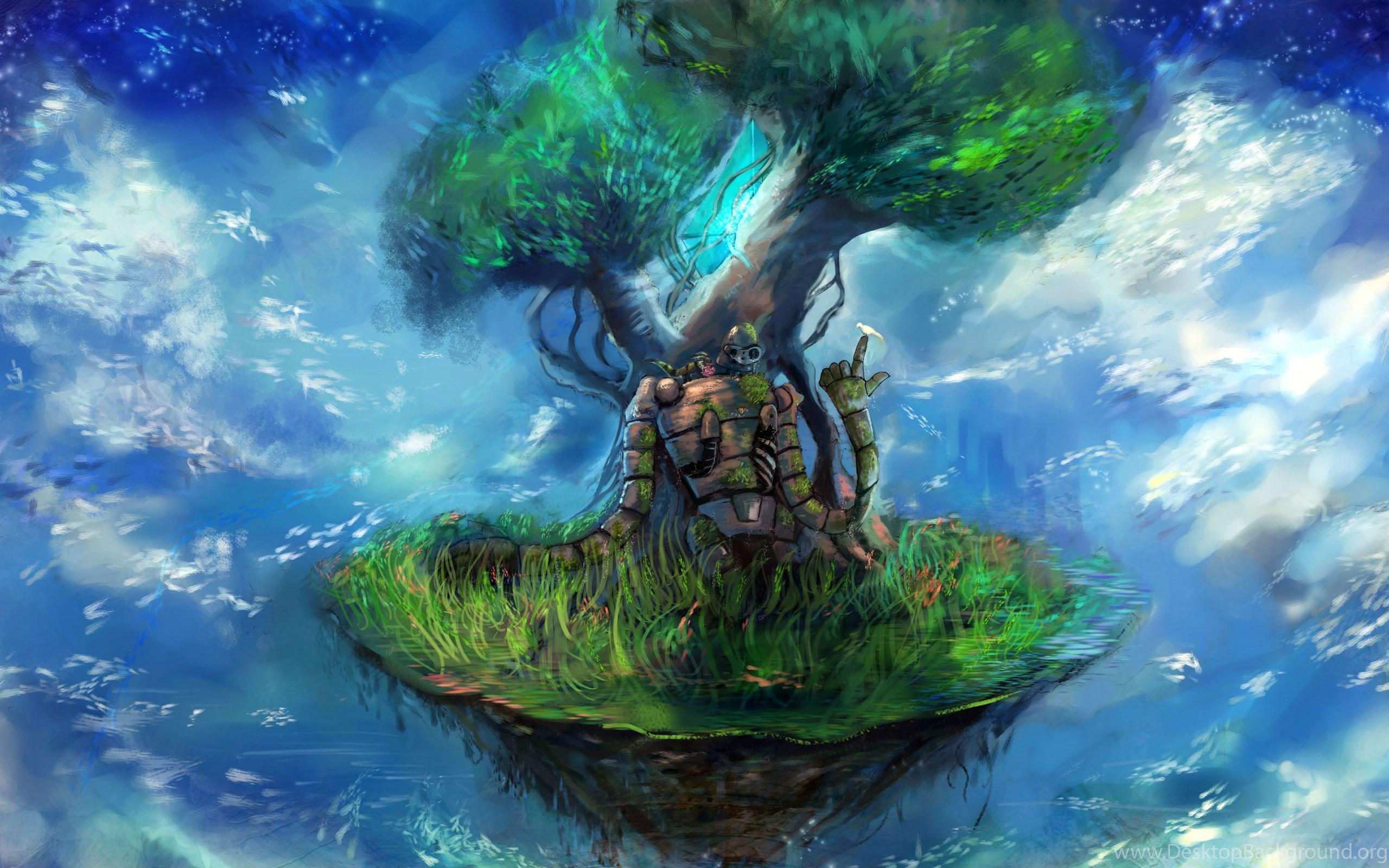 Miyazaki Wallpapers Desktop Background
