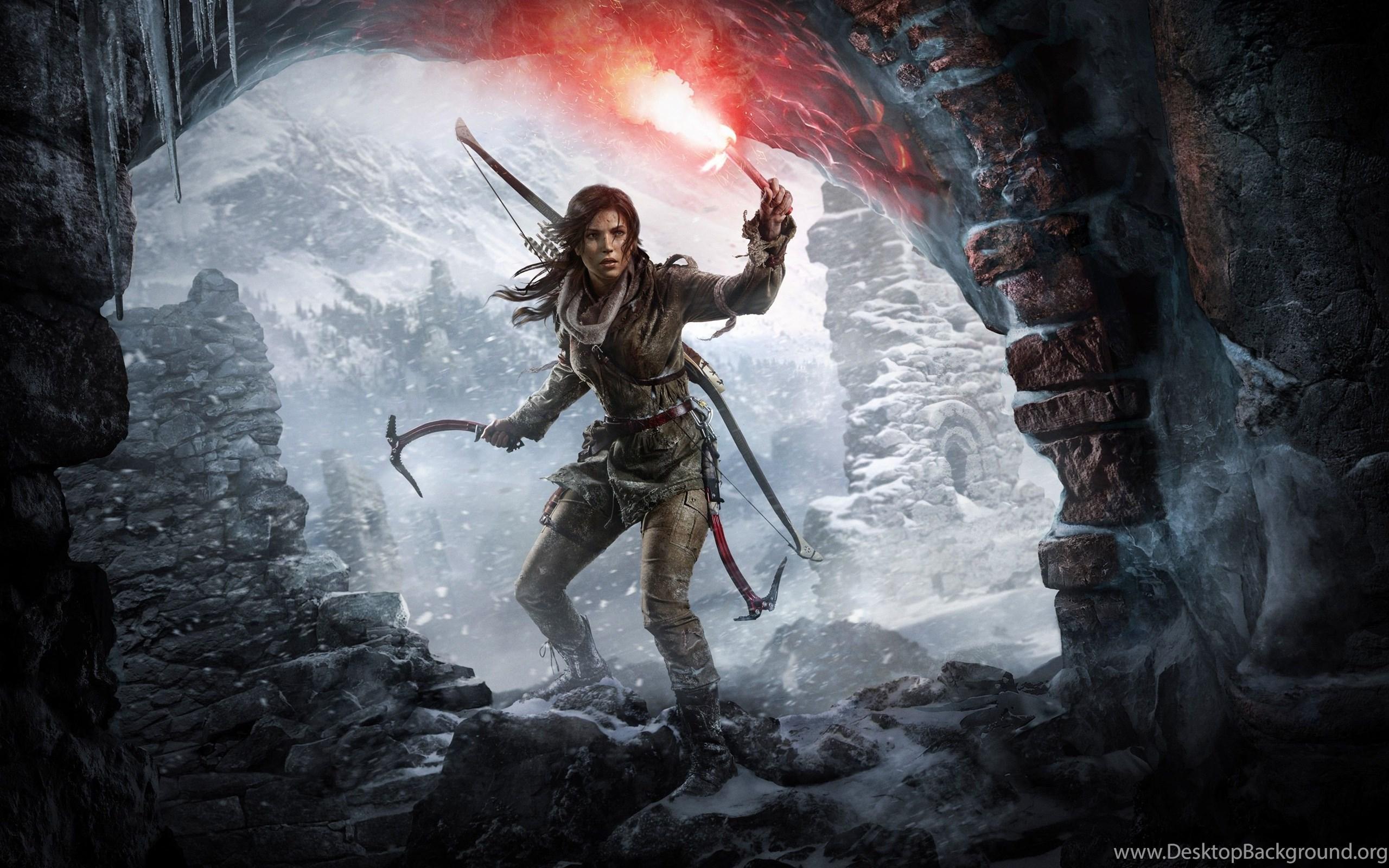 кряк rise of the tomb raider