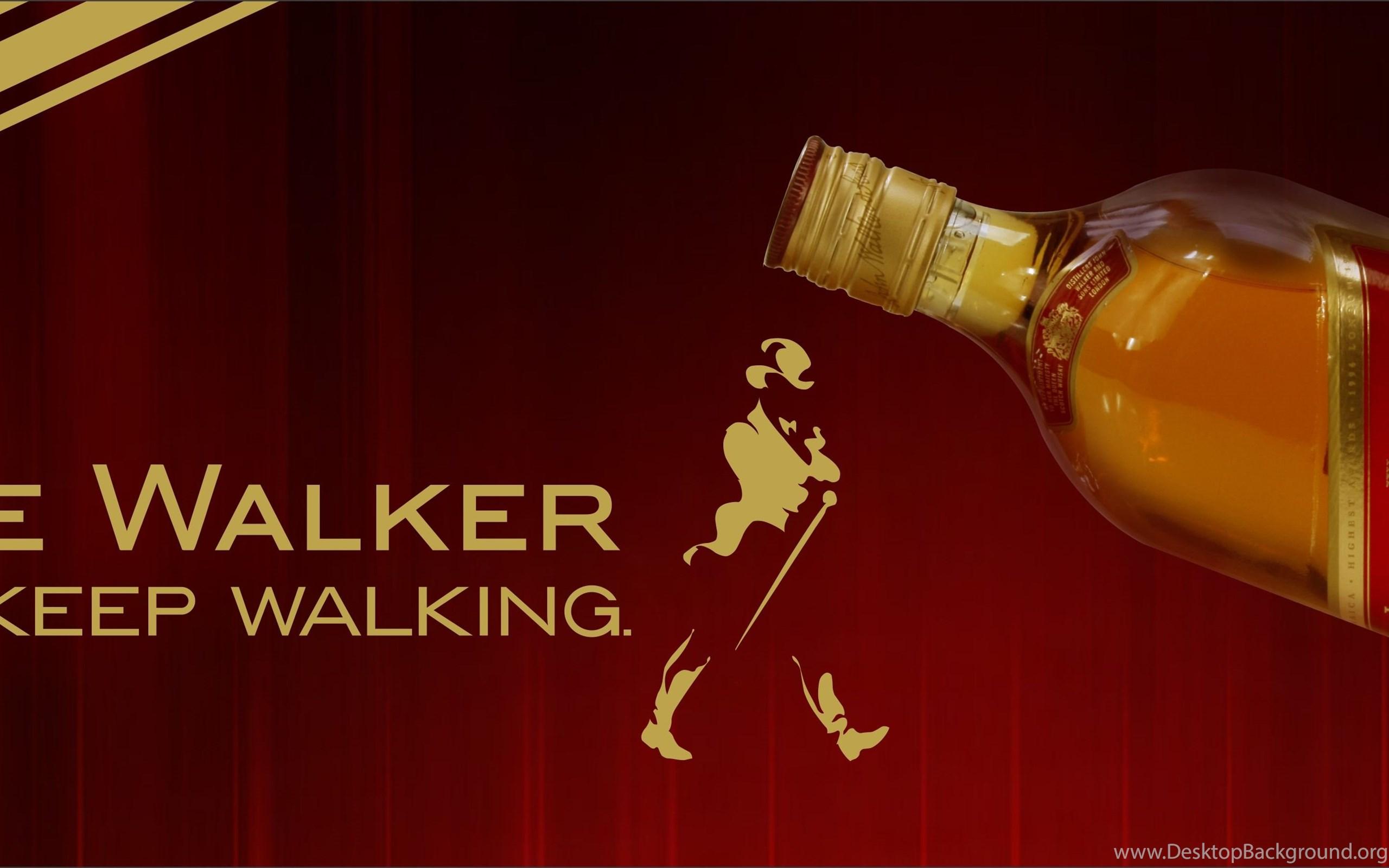 Johnnie Walker Keep Walking Logo HD Wallpapers Picture