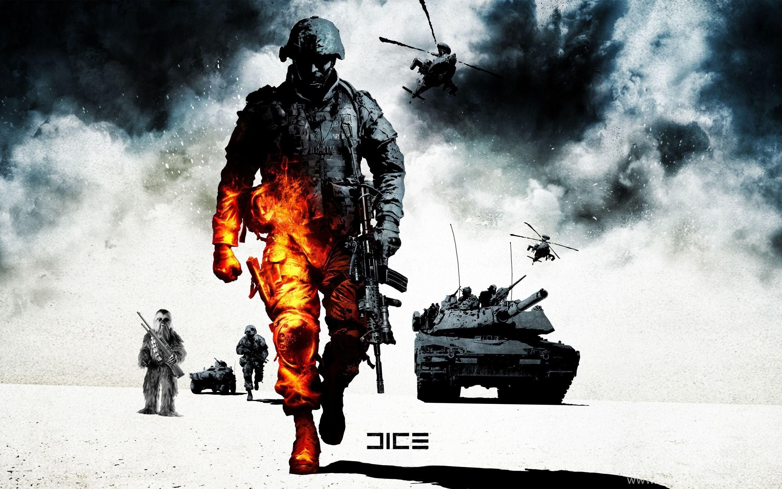 Battlefield Bad Company 2 Wallpapers Hd Wallpapers 156165 Desktop