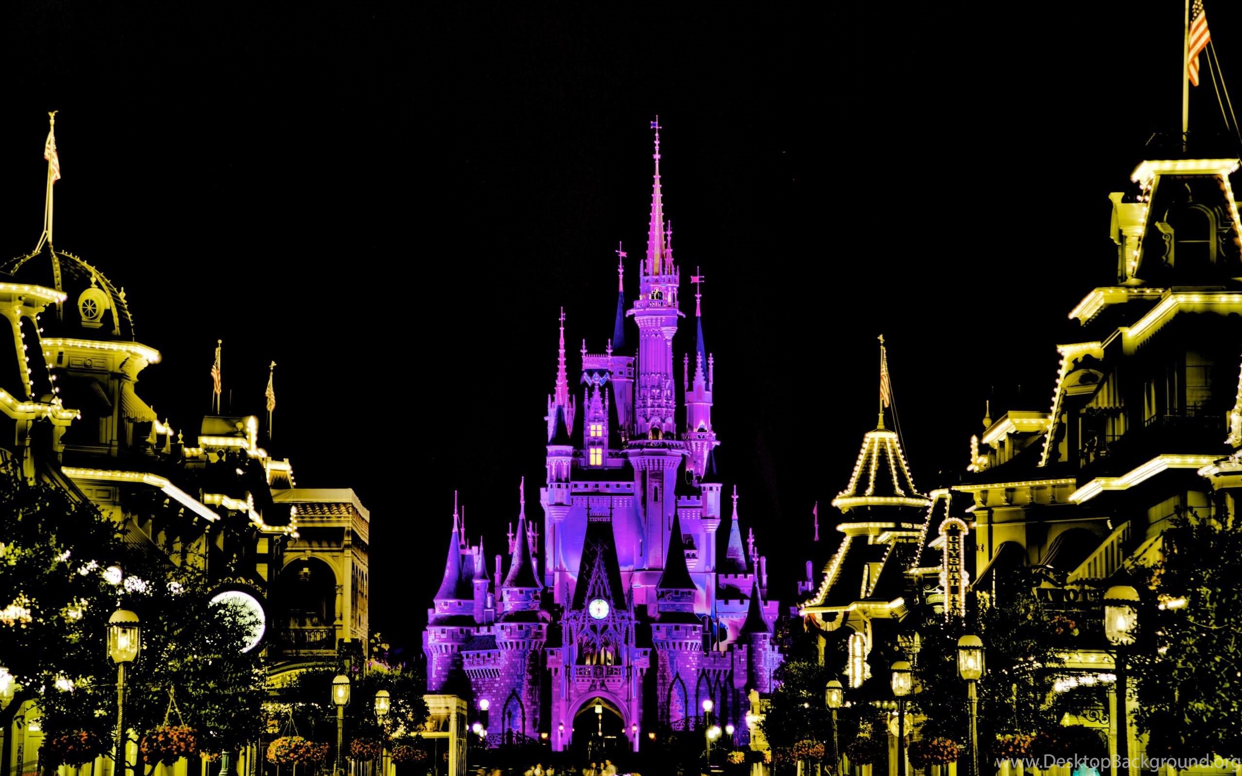 Cinderella Castle Wallpapers Atdisneyagain Desktop Background