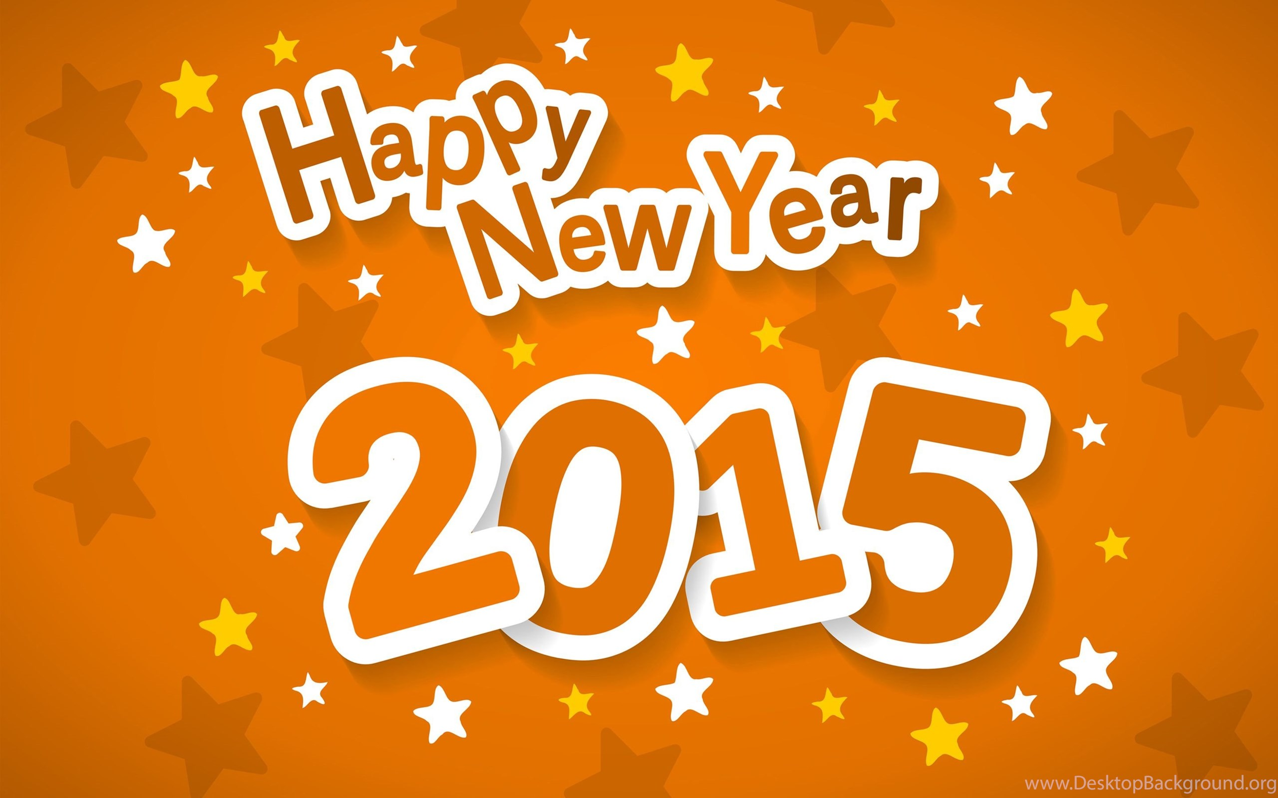 3d Happy New Year 2016 Wallpapers Hd Download Free For Iphone