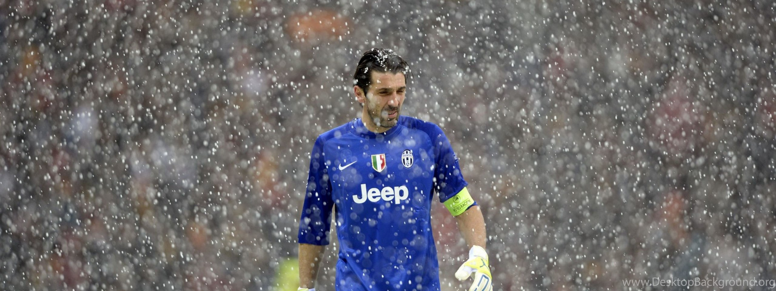 Download Wallpapers 3840x2400 Gianluigi Buffon Juventus Soccer Desktop Background
