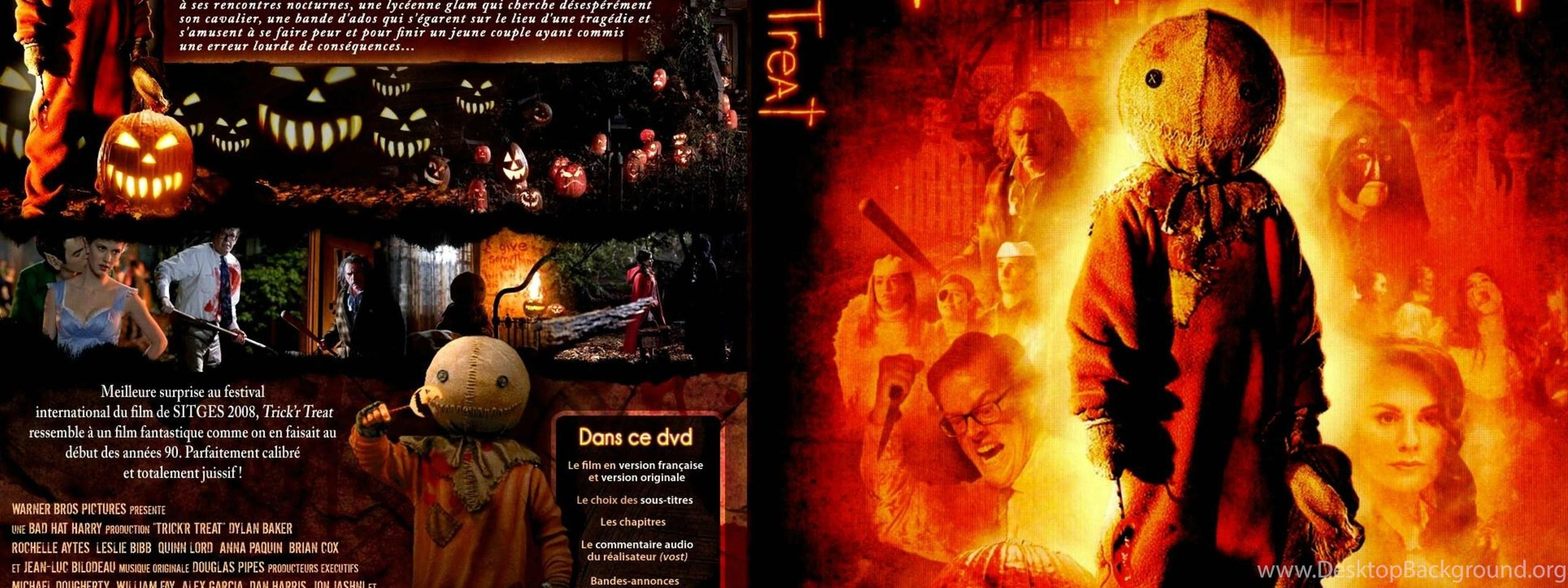 Trick R Treat Horror Thriller Dark Halloween Movie Film 7