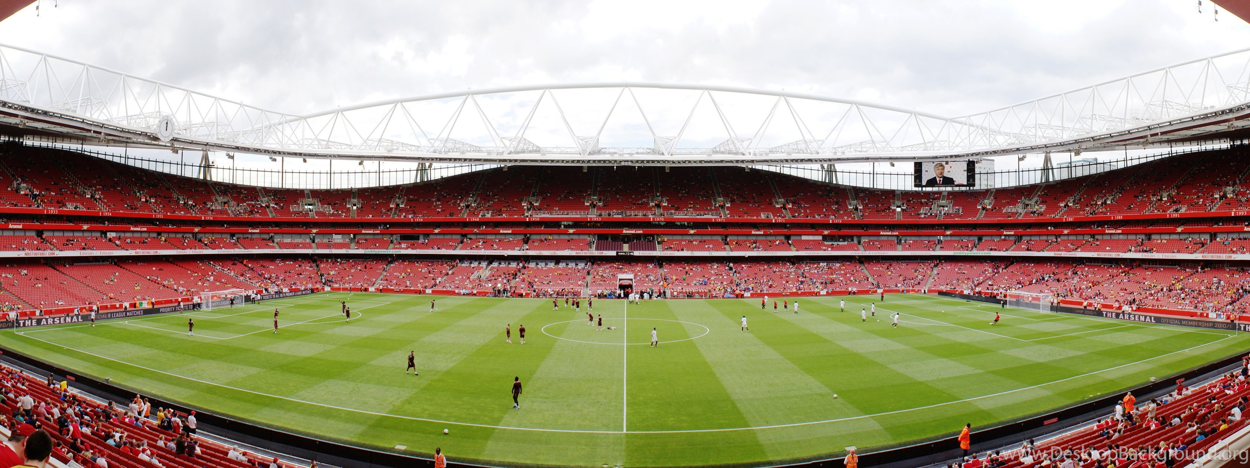 Arsenal Emirates Stadium Wallpapers For Facebook Desktop