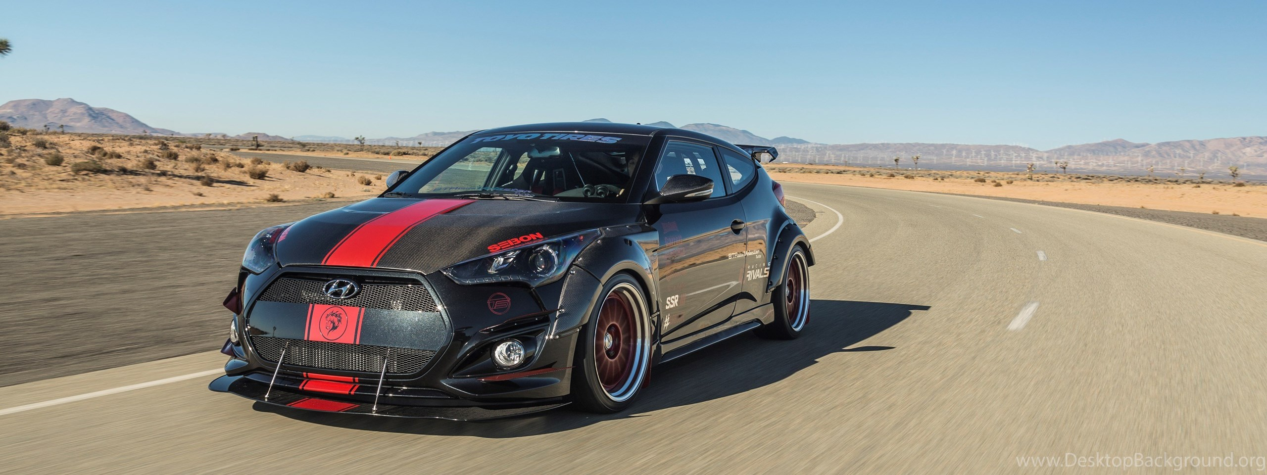 veloster someone sinister car has gear sema news a top along turbo racing returns r spec type built to hyundai blood modified bringing prevnext