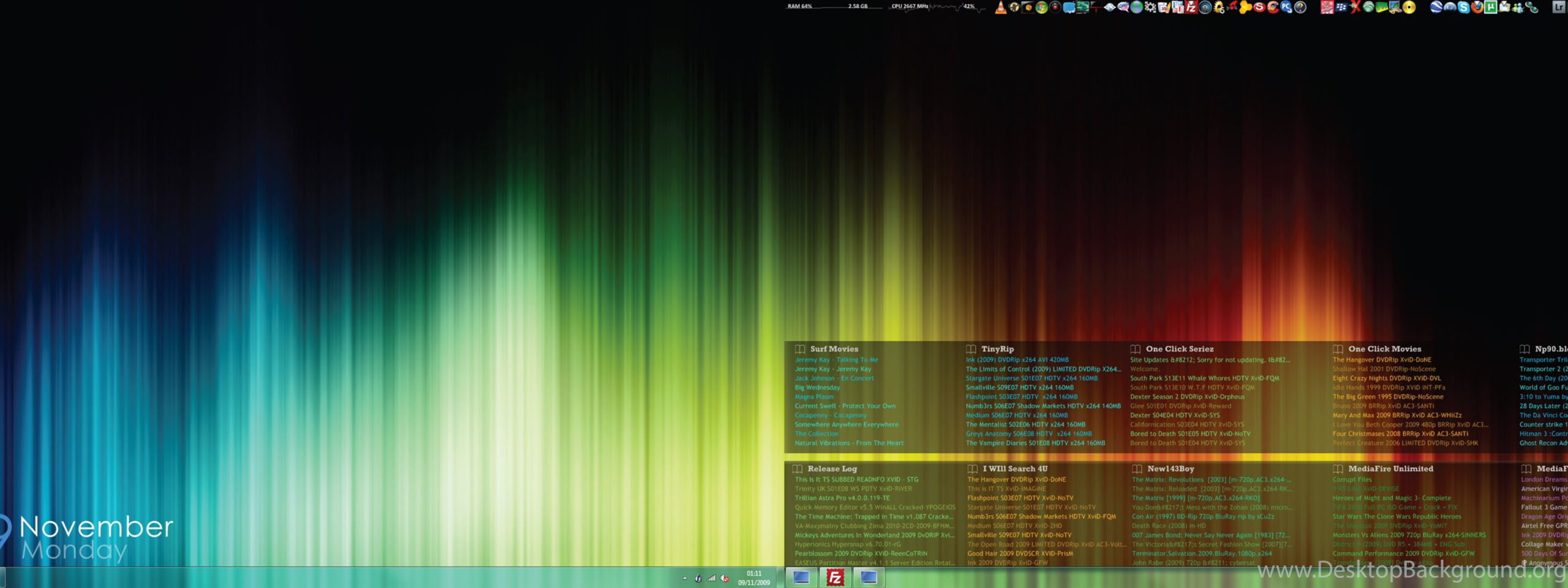 Dual Screen Wallpapers Windows 7 Wallpapers Zone Desktop Background