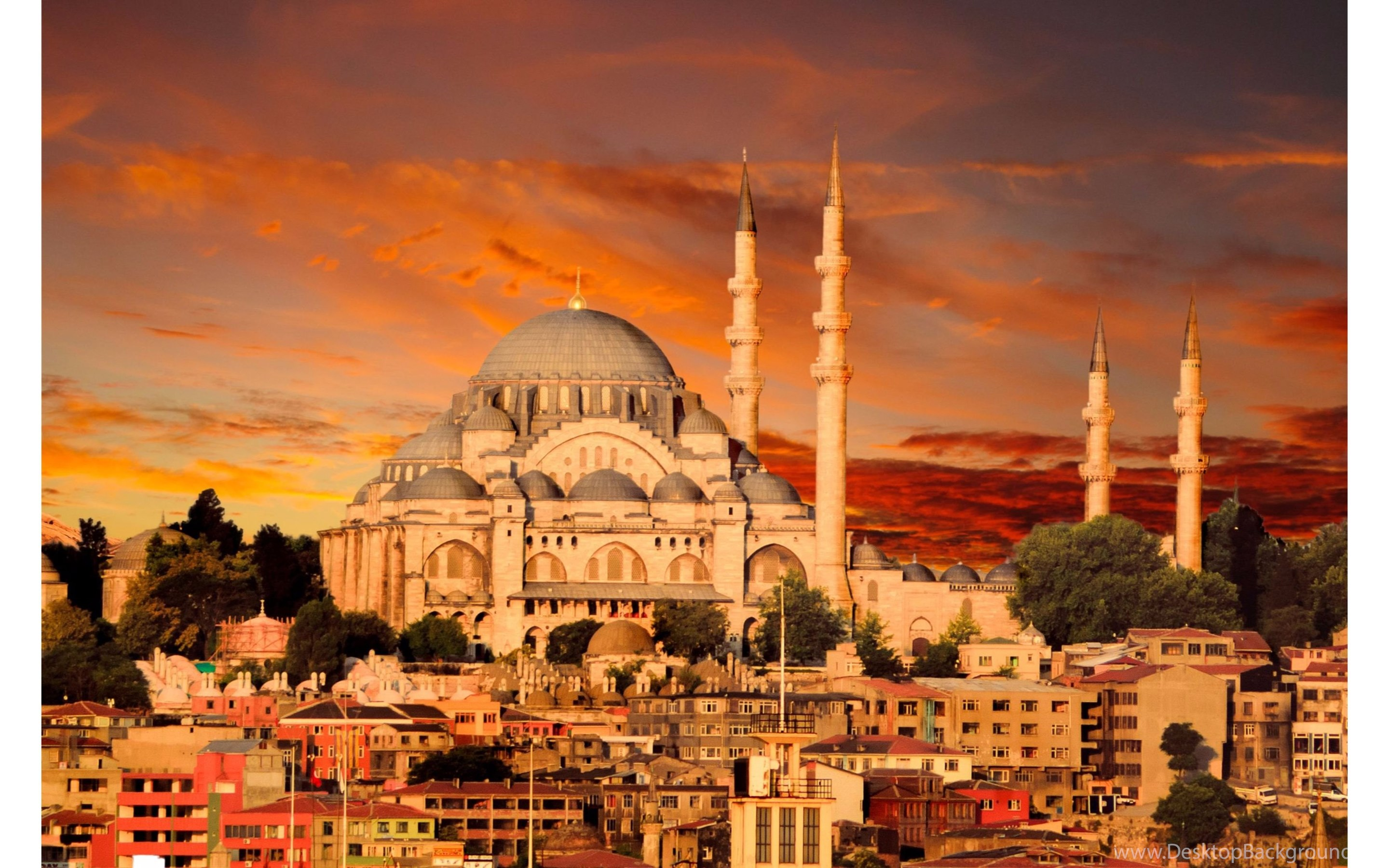Historical 4k Istanbul Turkey Wallpapers Desktop Background