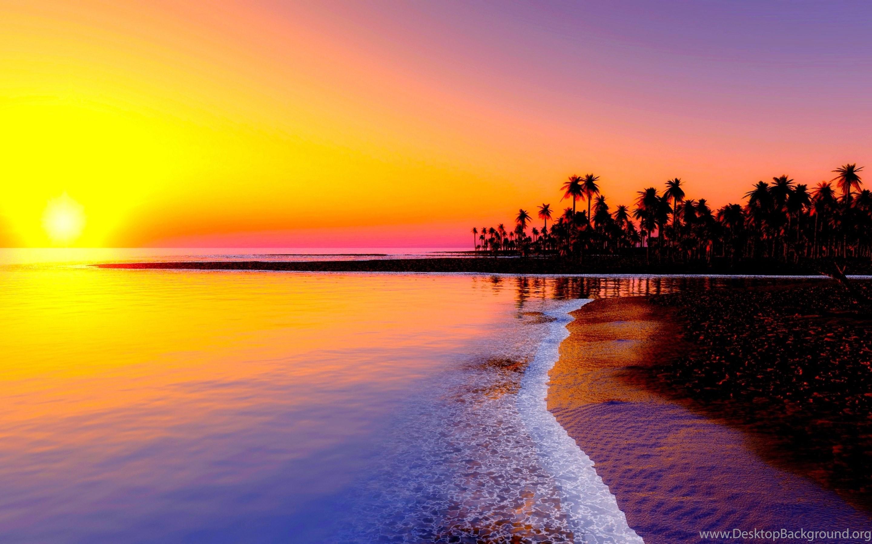 4K Ultra HD Beach Wallpapers HD, Desktop Backgrounds ...