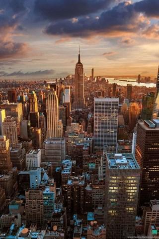 New York City Wallpapers Hd Iphone 6s Iphones Wallpapers Desktop