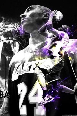 Kobe Bryant Wallpapers Black Mamba Desktop Background