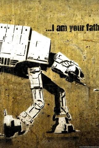 Star Wars Graffiti Wallpaper Jpg Desktop Background