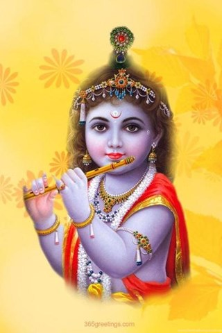 455728 gallery for animated baby lord krishna