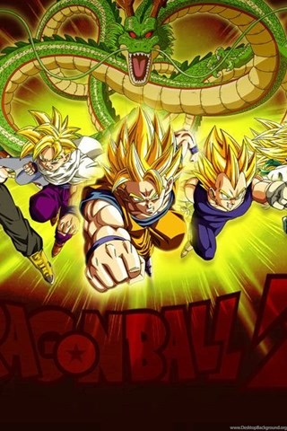 Wallpapers Dragon Ball Z Super Saiyans By Dony910 On Deviantart