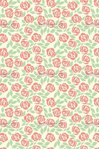 Image of: Eiffel Tower Popular Genchi Wallpapers Cute Vintage Floral Backgrounds Tumblr Desktop Background