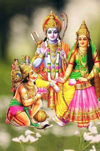 4d Shri Ram Live Wallpapers Android Apps On Google Play Desktop