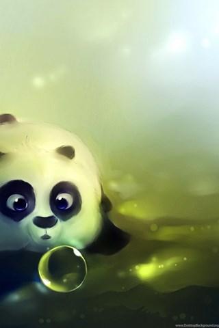 Cute Panda Animation Wallpapers Windows 10 Wallpapers