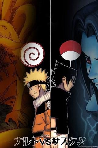 Wallpapers Naruto Gambar Vs Sasuke Shippuden Super Keren 1152x864