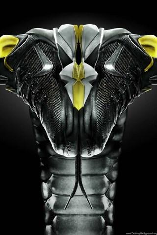 Kobe Bryant Logo Wallpapers Black Mamba Artistic Wallpapers
